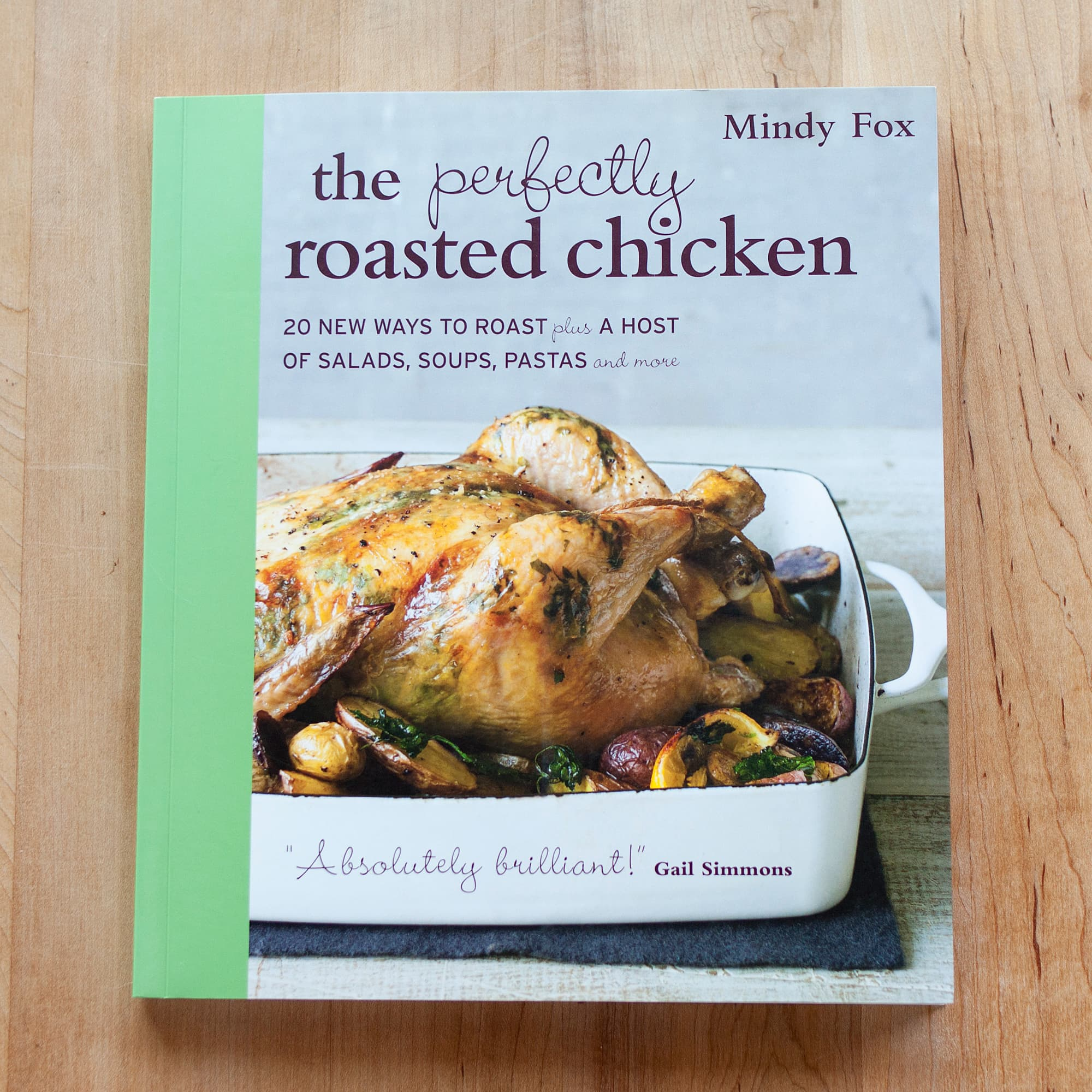 The Perfectly Roasted Chicken by Mindy Fox: gallery image 1