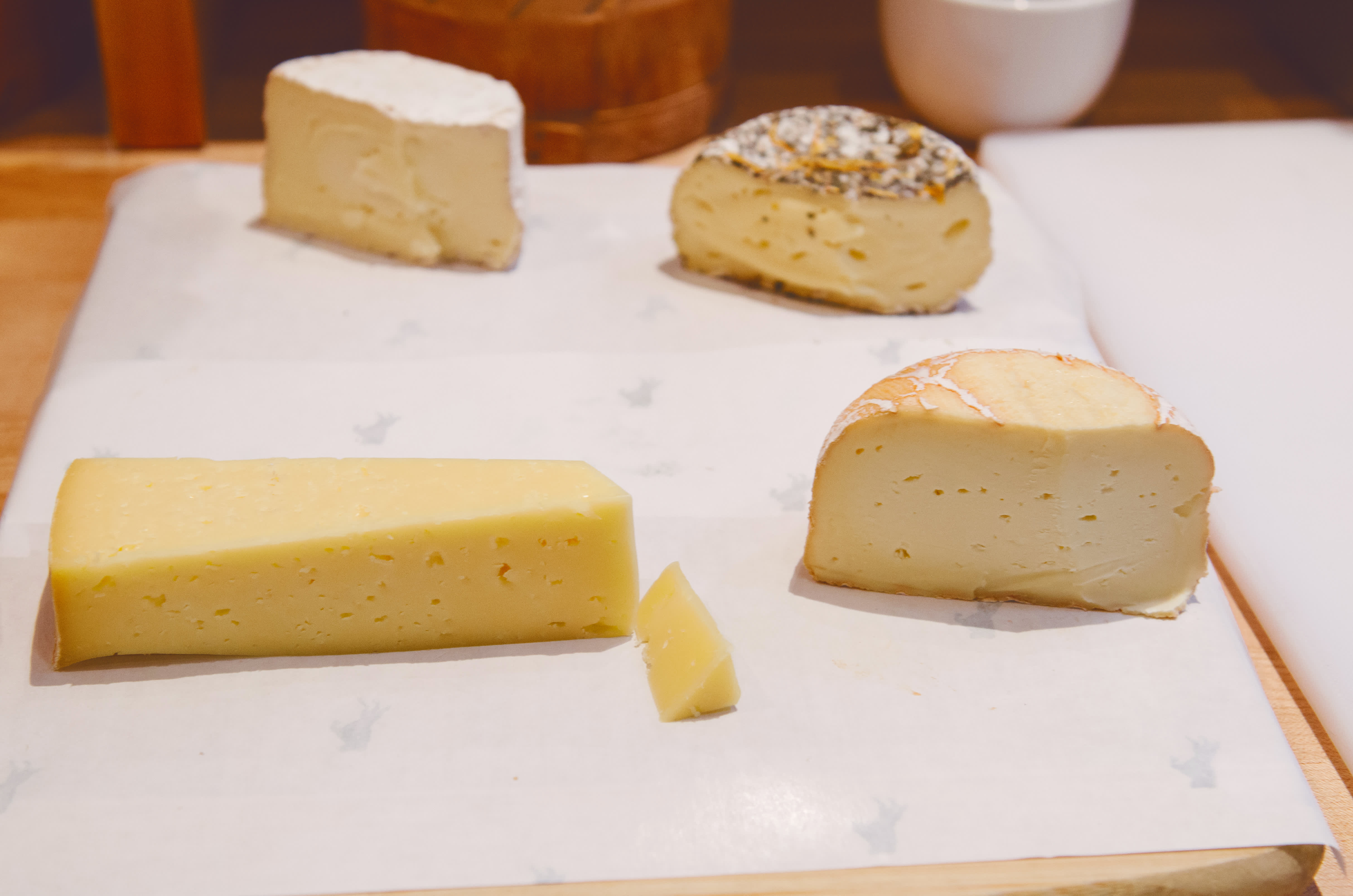Making Cheese & Making Friends: A Visit With the Ladies of Cowgirl Creamery: gallery image 13