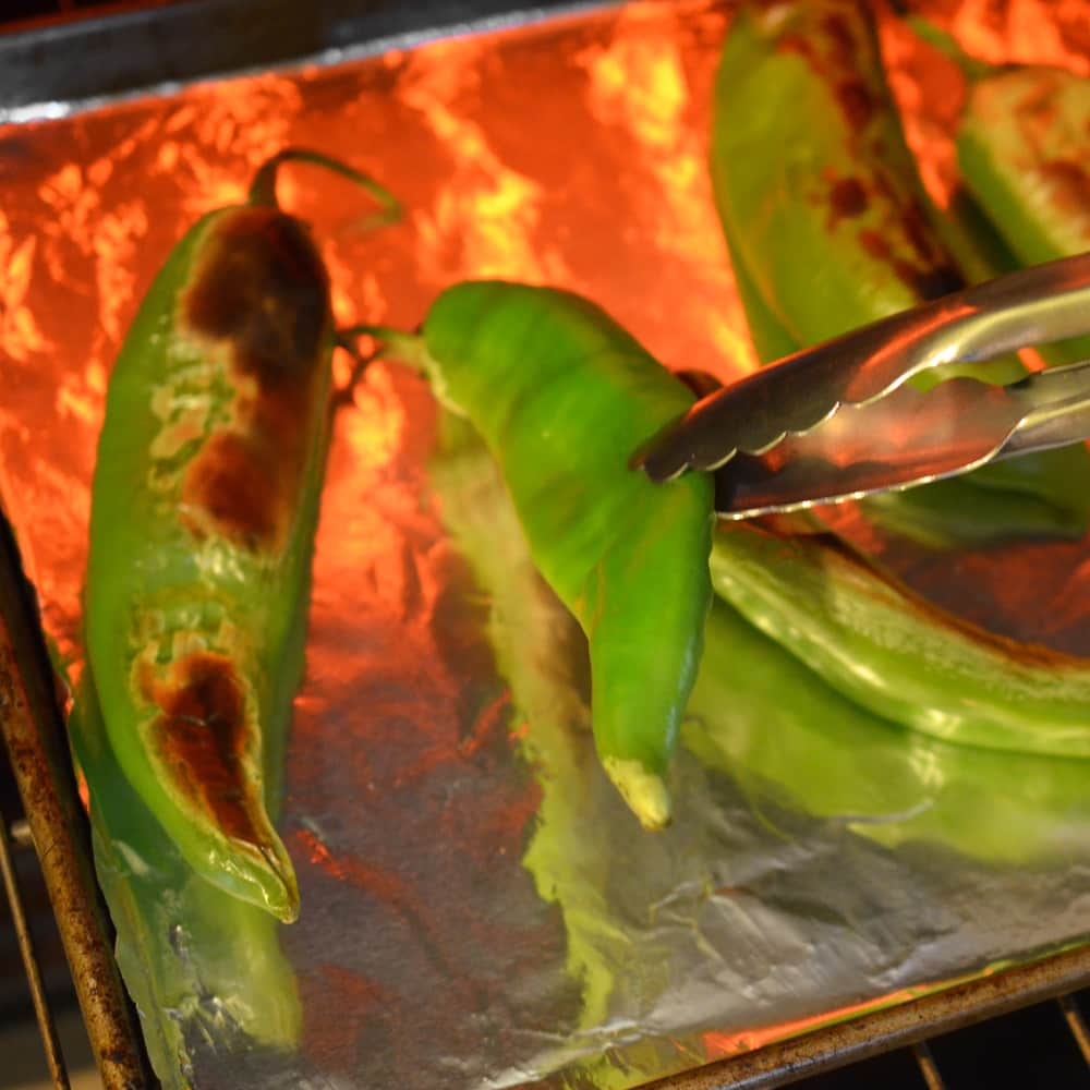 How To Roast and Freeze Green Chiles: gallery image 6