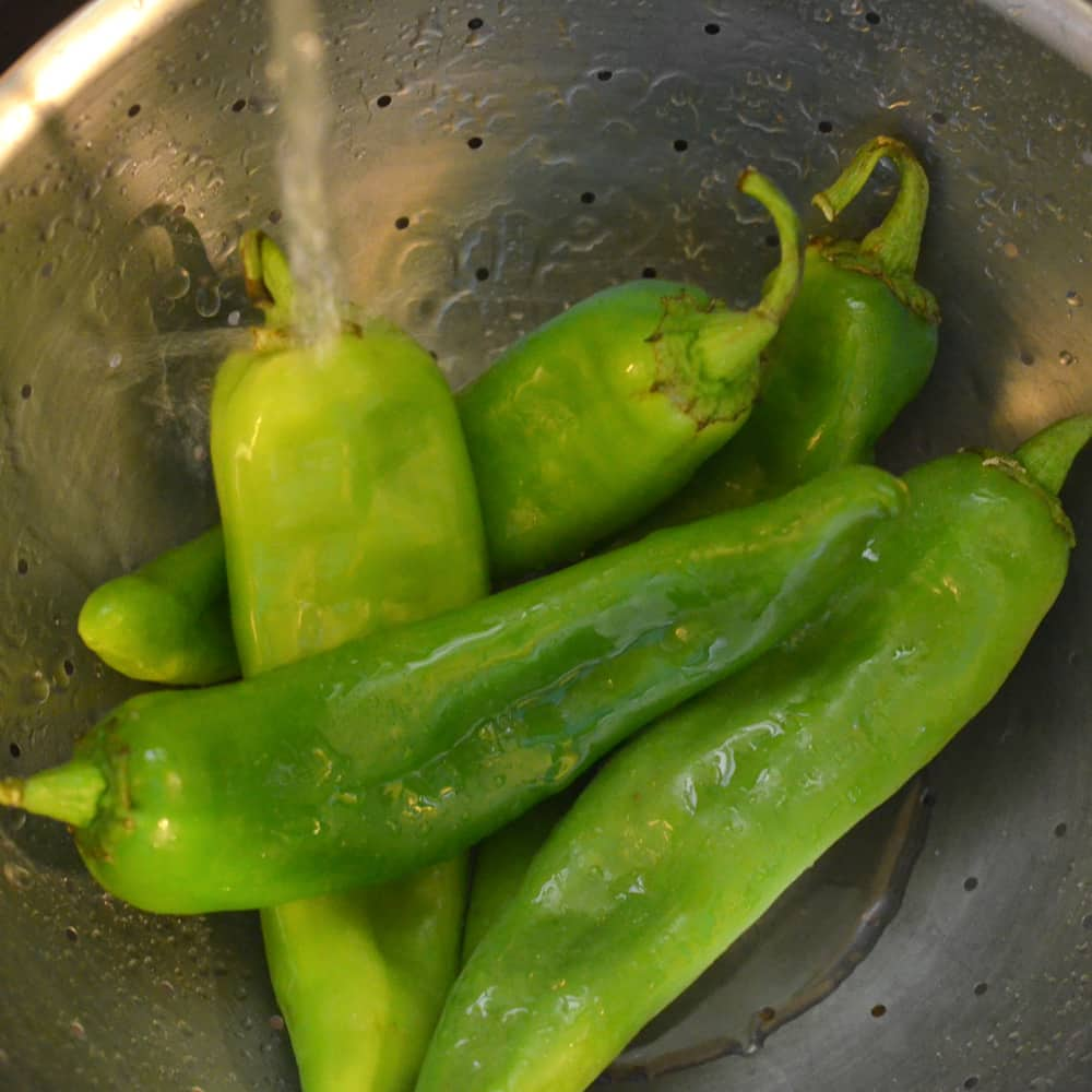 How To Roast and Freeze Green Chiles: gallery image 3