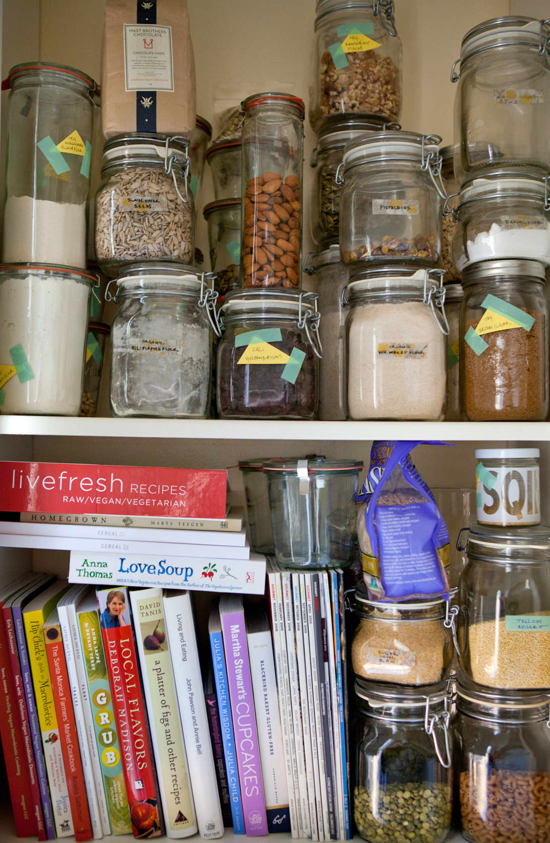 Quick Tip: Label Your Canning Jars with Washi Tape