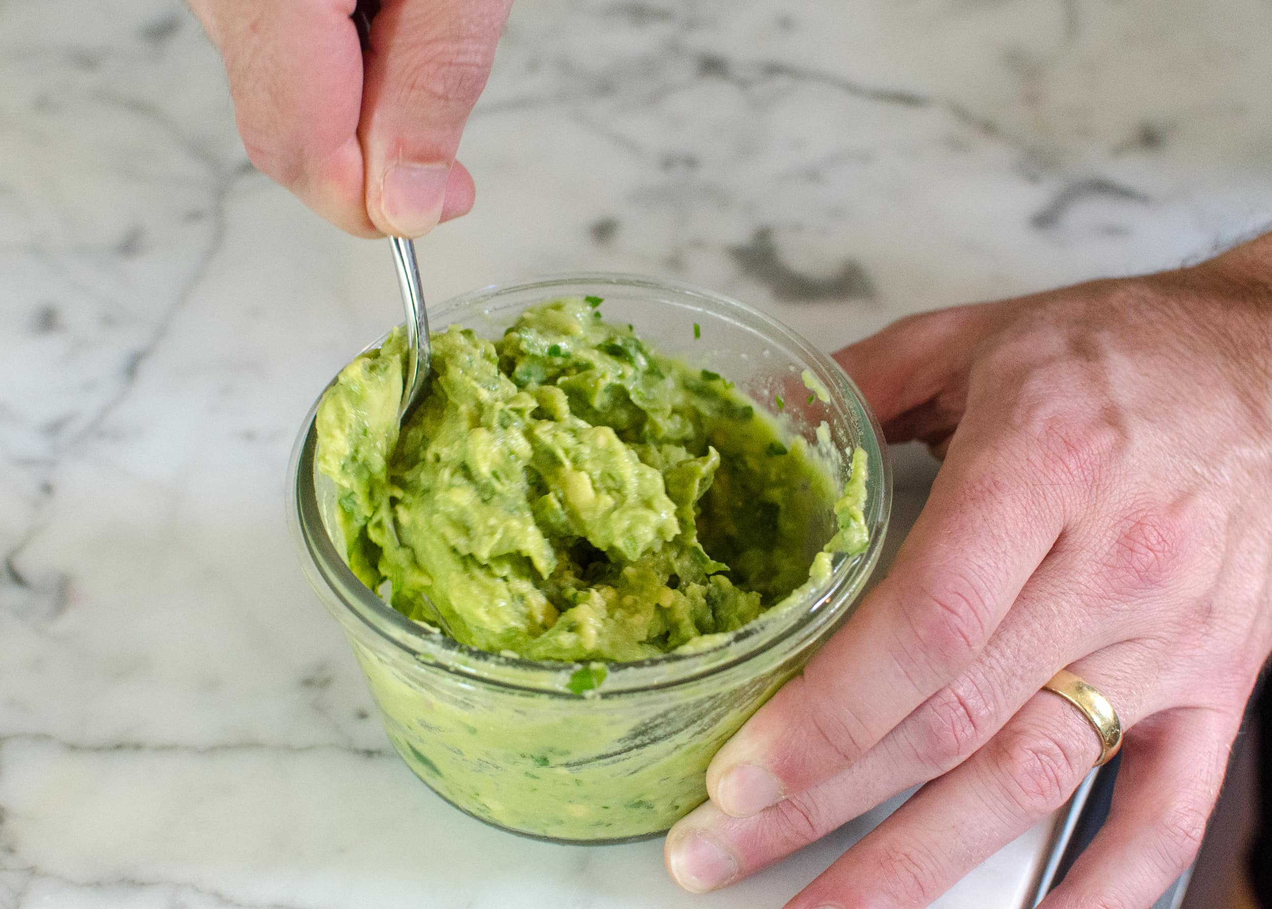 The Best Way to Keep Guacamole Green: gallery image 5