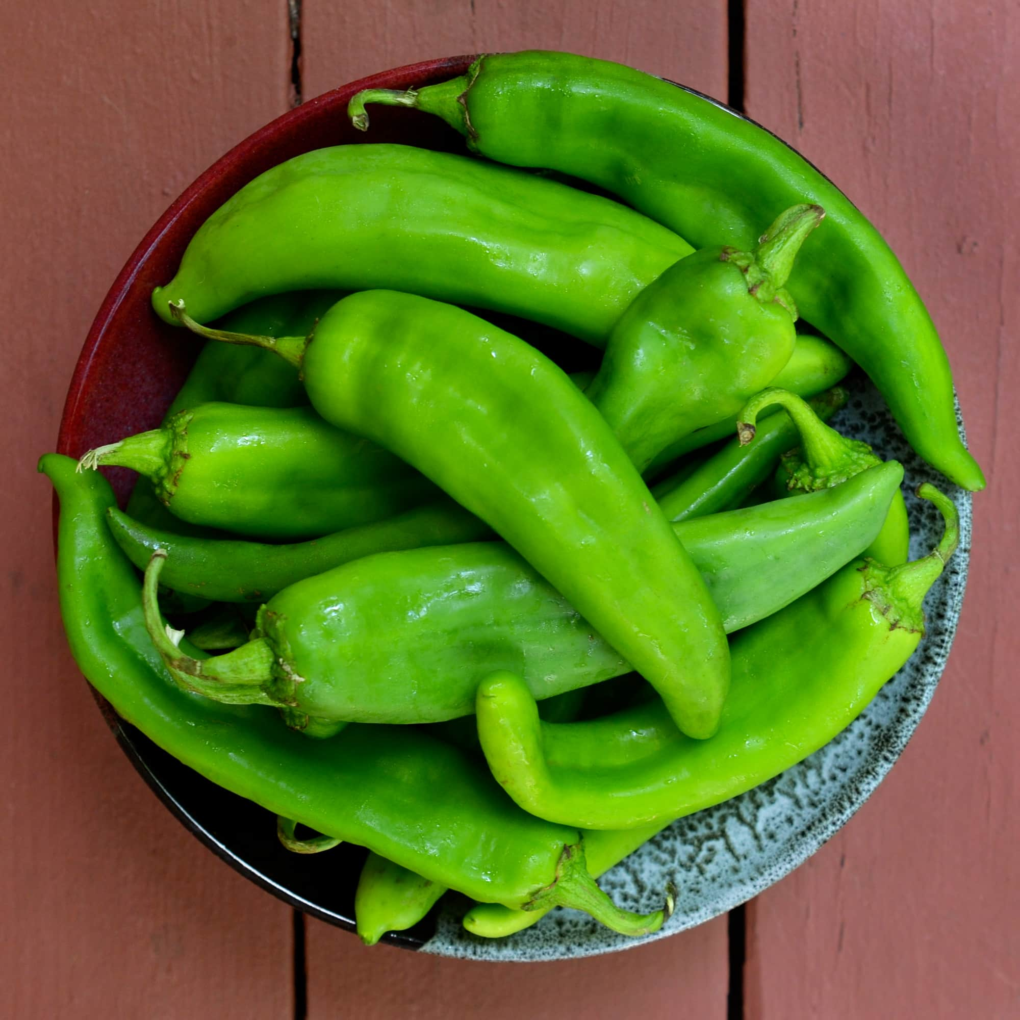 How To Roast and Freeze Green Chiles: gallery image 1