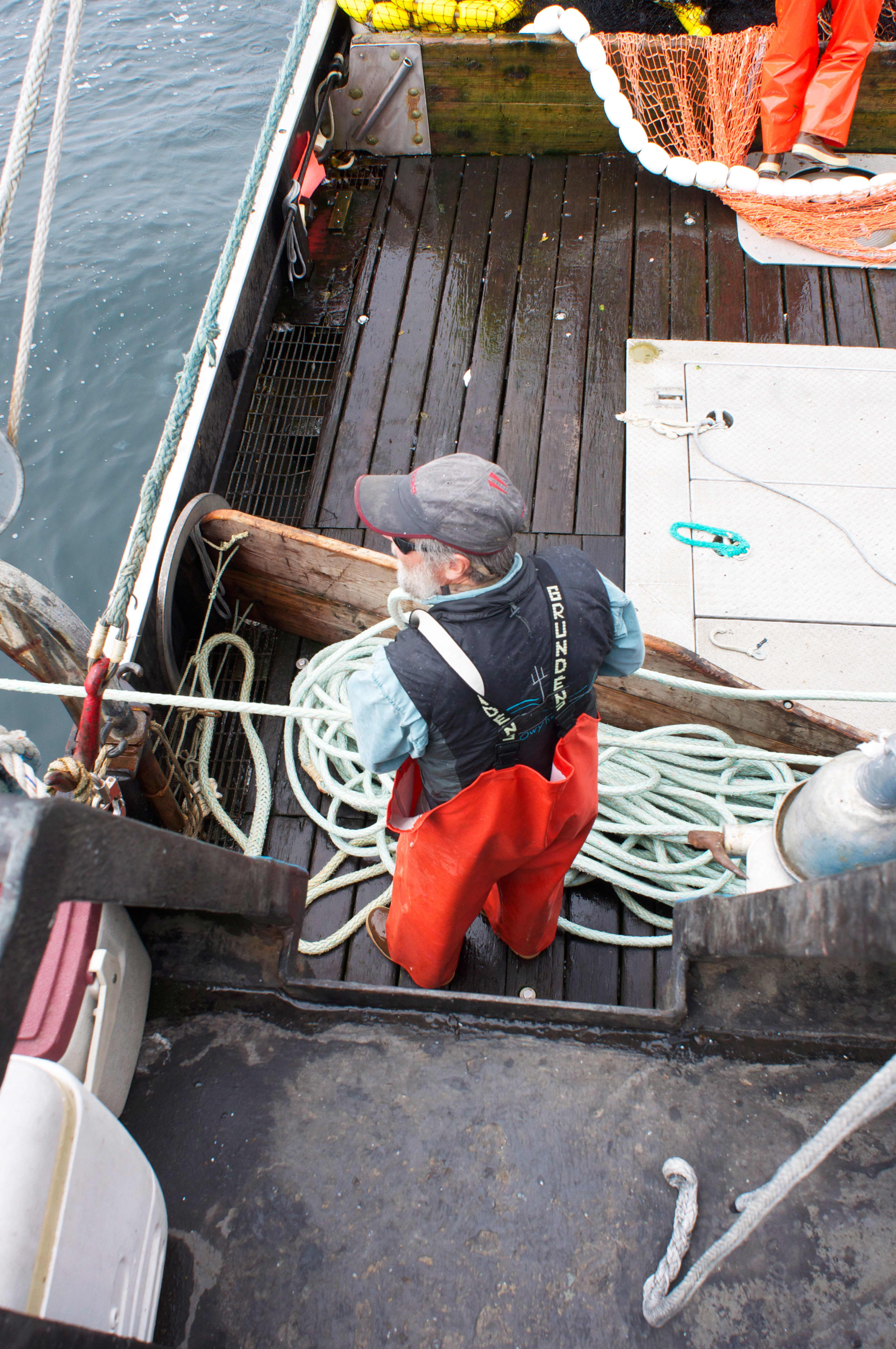 This Is One Way to Catch Salmon In Alaska: Onboard the Purse Seiner Owyee