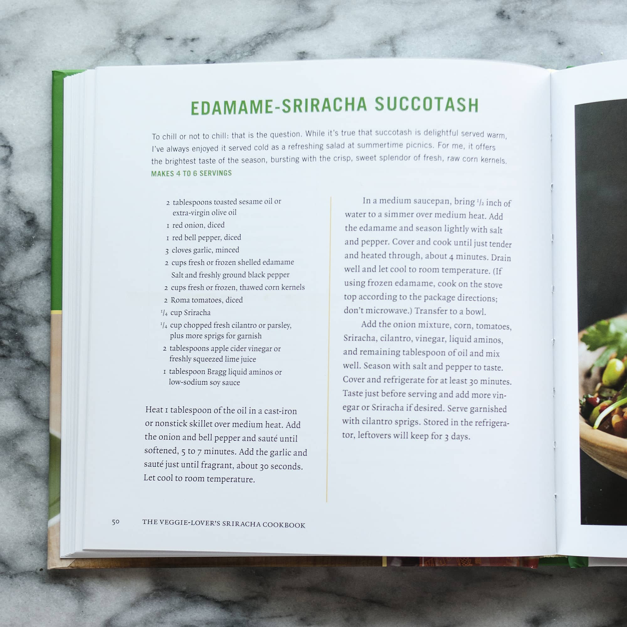 The Veggie-Lover's Sriracha Cookbook by Randy Clemens: gallery image 2