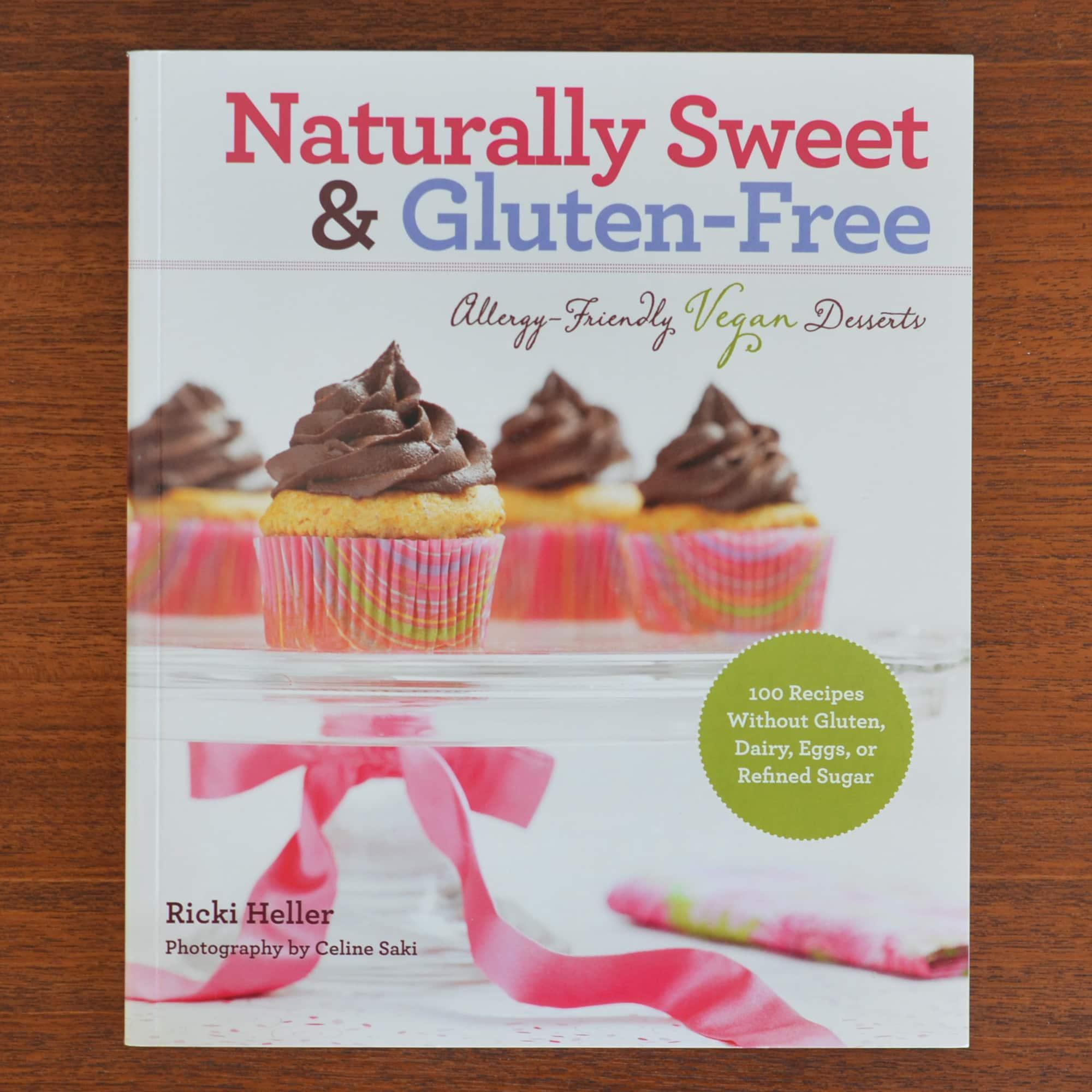 Naturally Sweet & Gluten-Free by Ricki Heller: gallery image 1