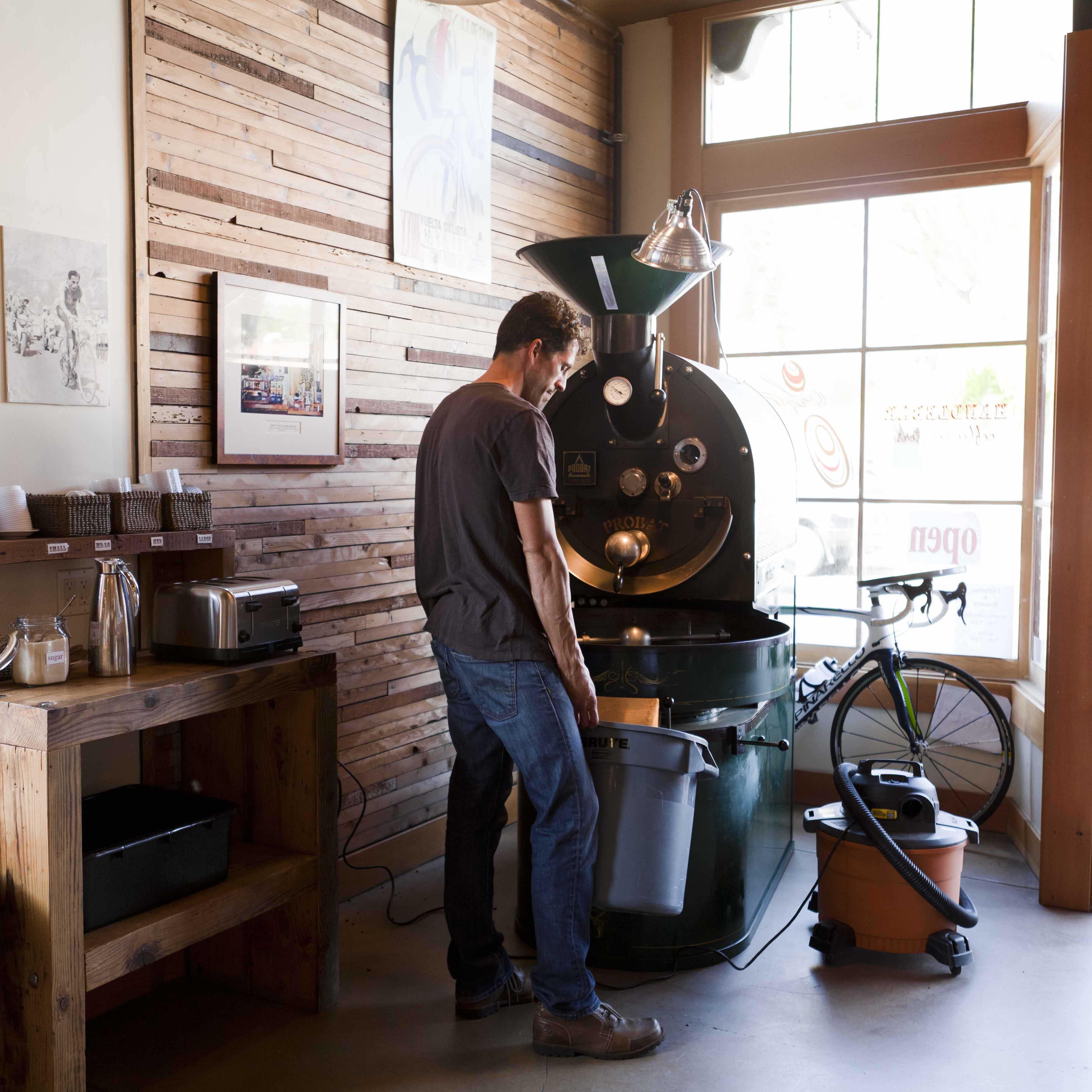 From Bean to Brew: Small Batch Roaster Handlebar Coffee in Santa Barbara: gallery image 19