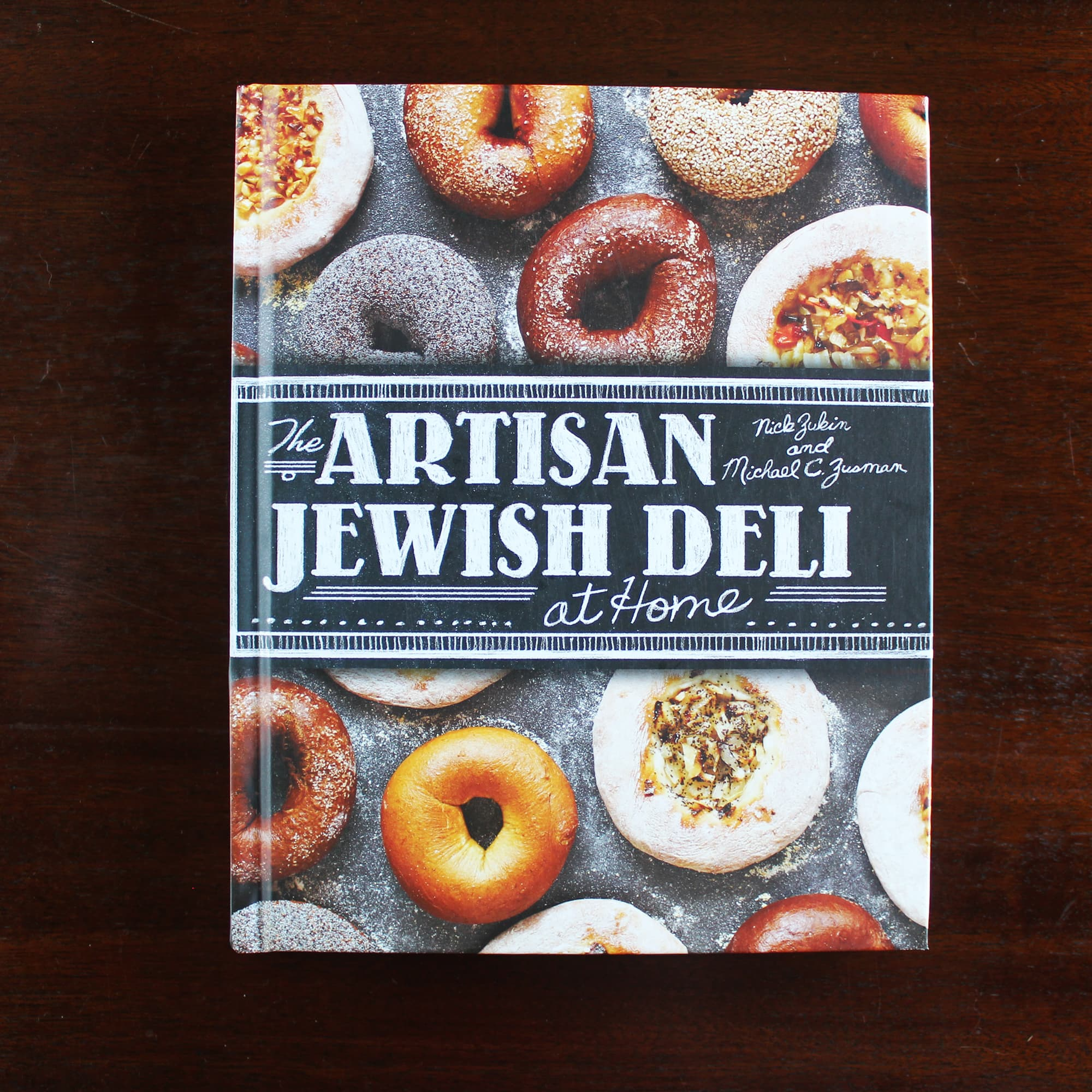 The Artisan Jewish Deli at Home by Nick Zukin & Michael C. Zusman: gallery image 1