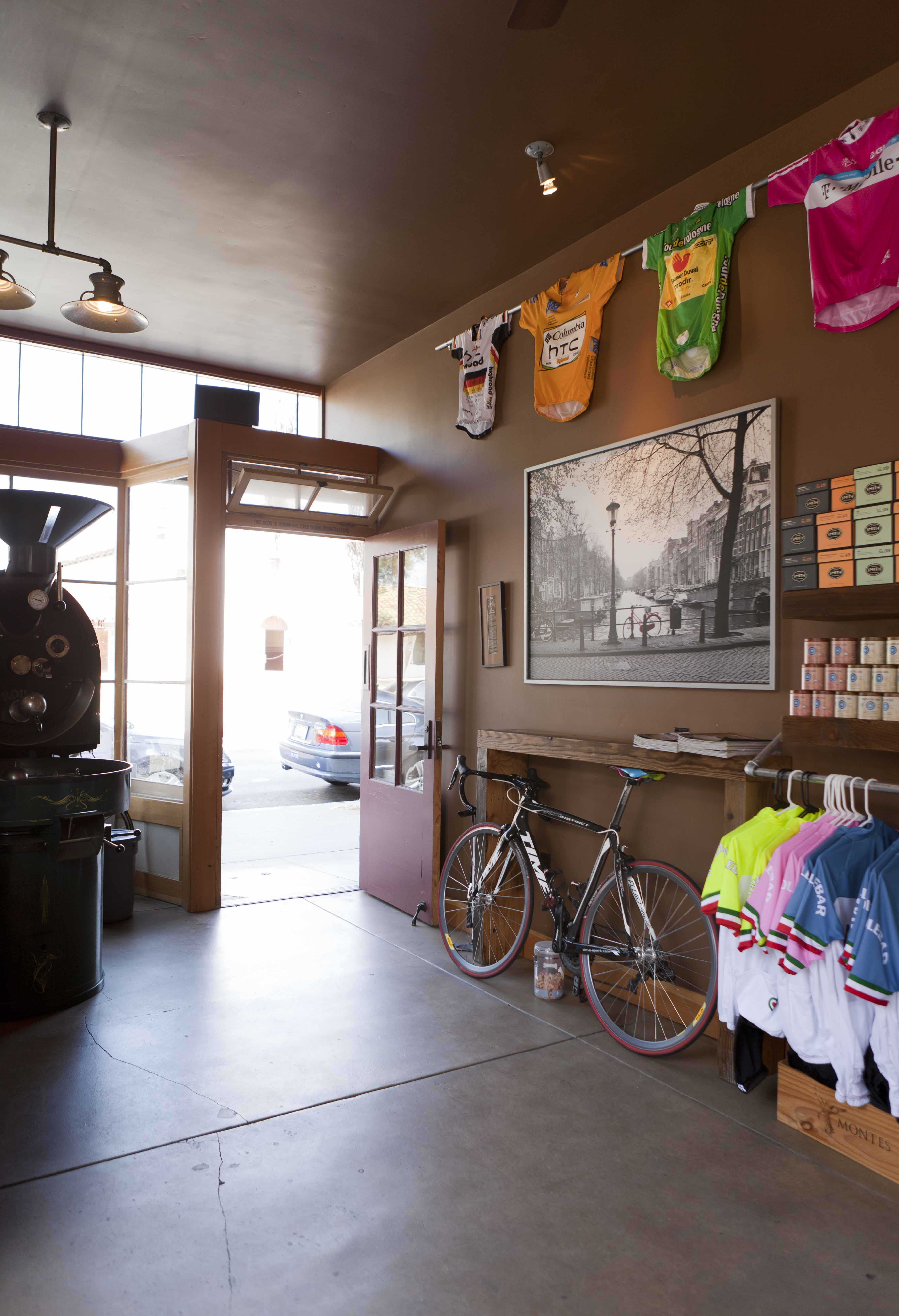 From Bean to Brew: Small Batch Roaster Handlebar Coffee in Santa Barbara: gallery image 5