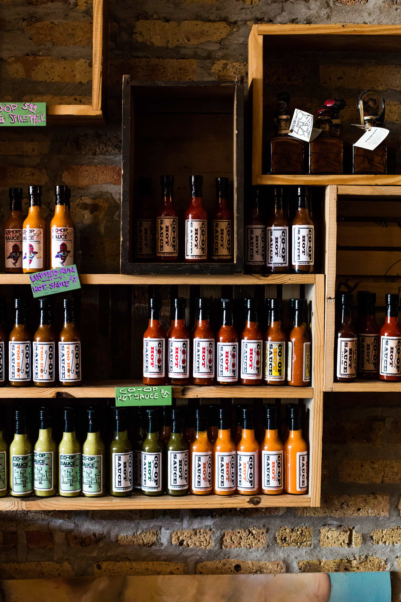 Co-Op Sauce: A Chicago Hot Sauce Company With a Great Mission: gallery image 16
