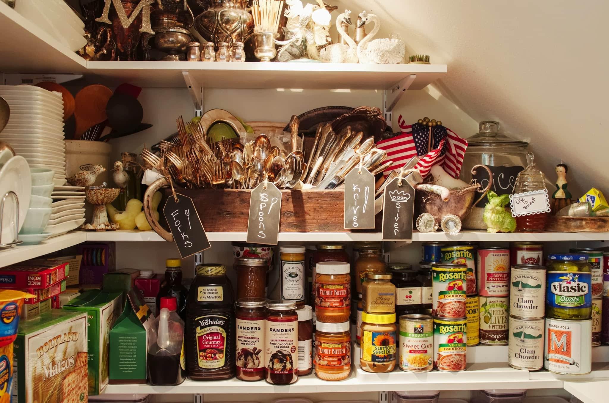 Shawna's Glamorous Custom Kitchen: gallery image 19
