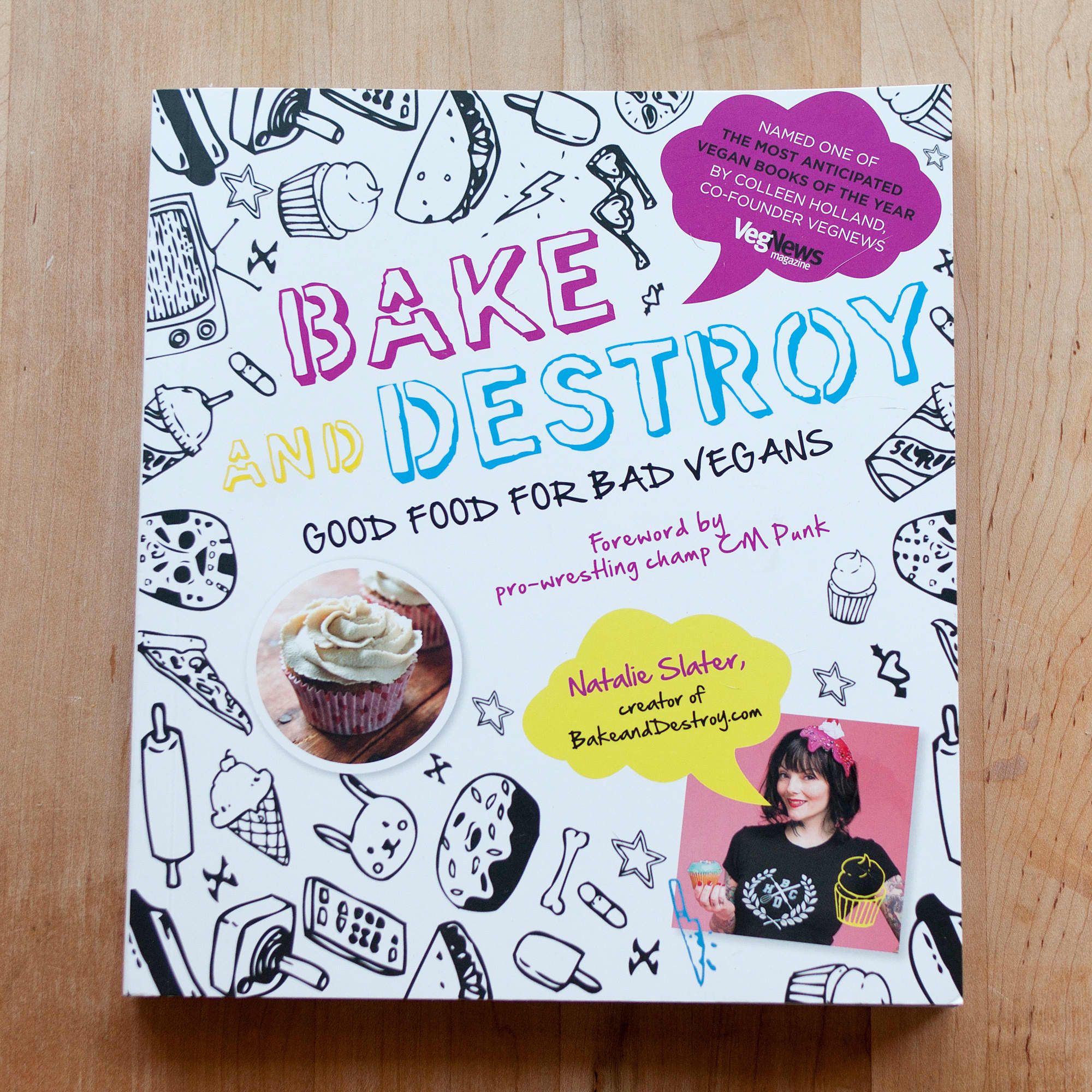 Bake and Destroy by Natalie Slater: gallery image 1