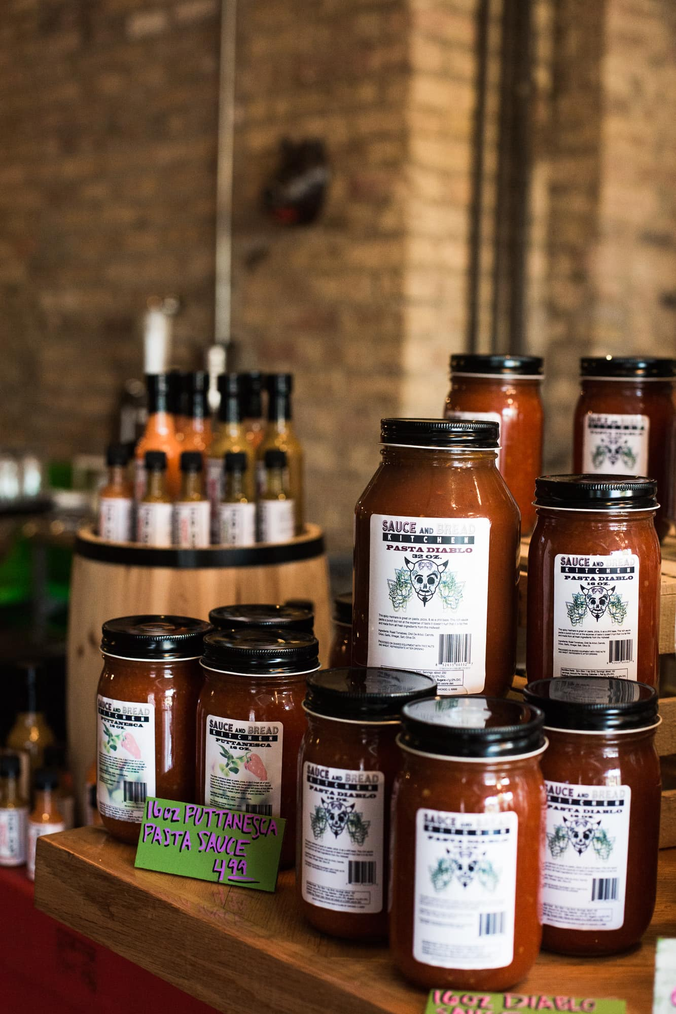 Co-Op Sauce: A Chicago Hot Sauce Company With a Great Mission: gallery image 17
