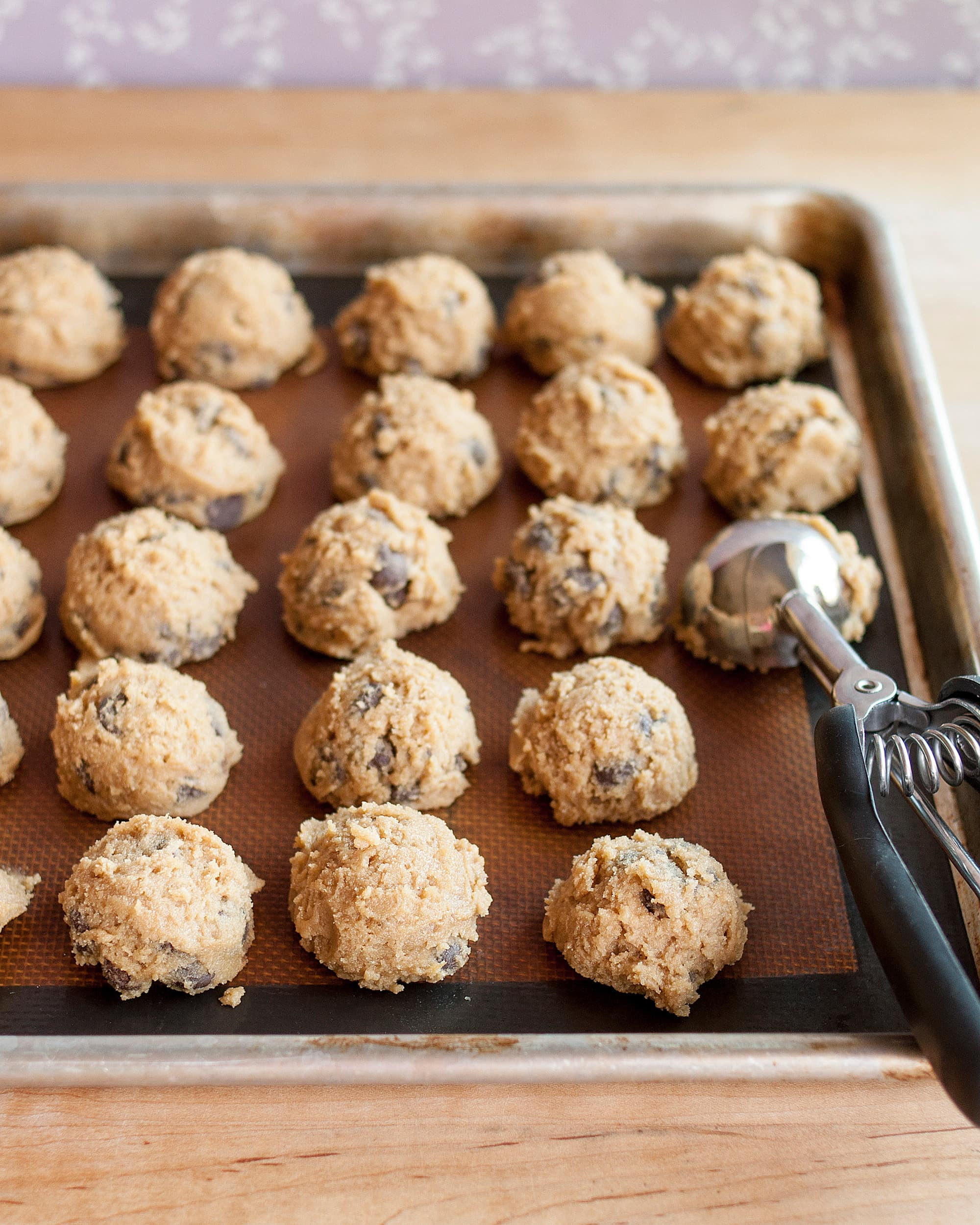 How To Freeze Cookie Dough | Kitchn