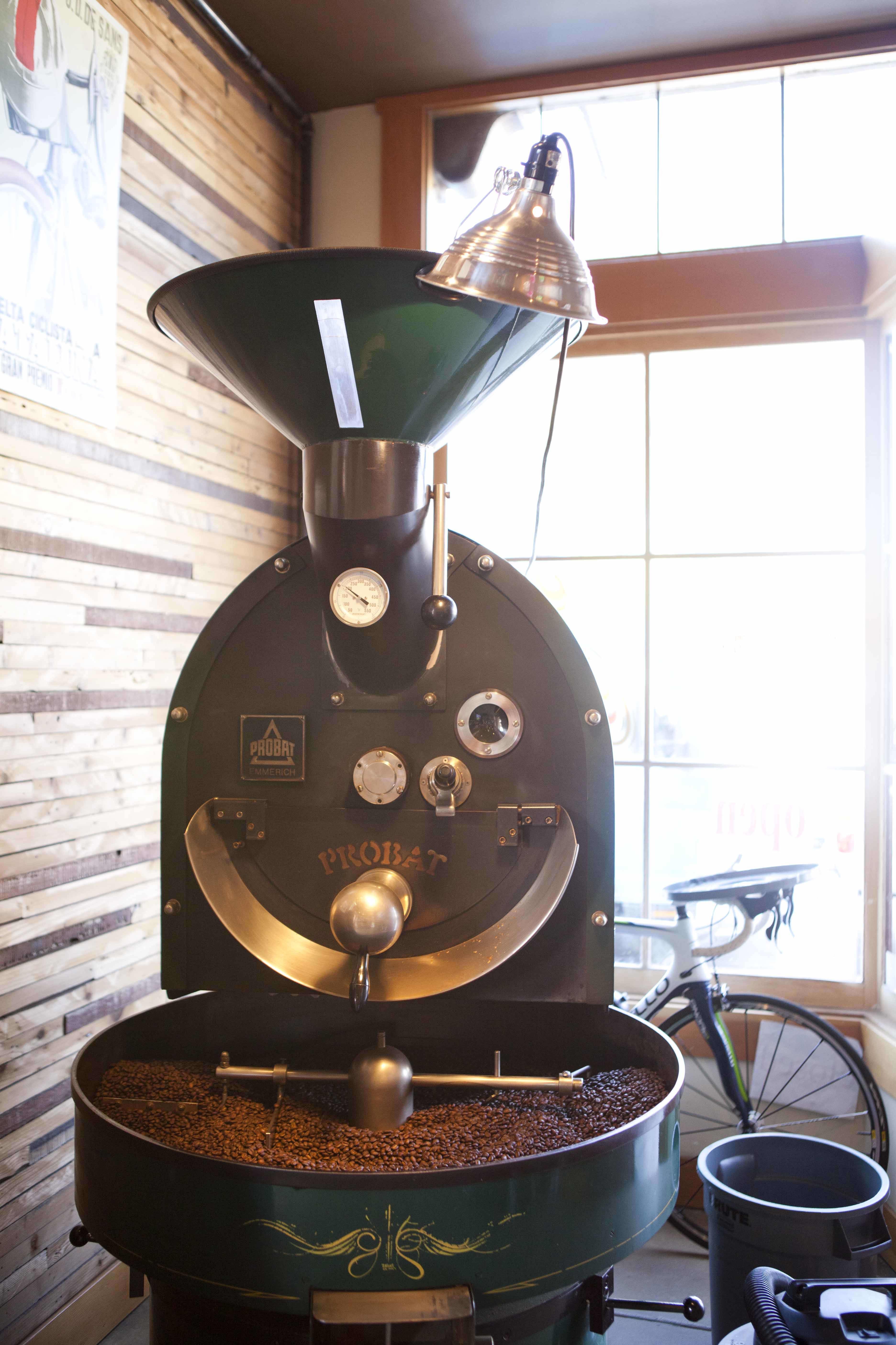 From Bean to Brew: Small Batch Roaster Handlebar Coffee in Santa Barbara: gallery image 18