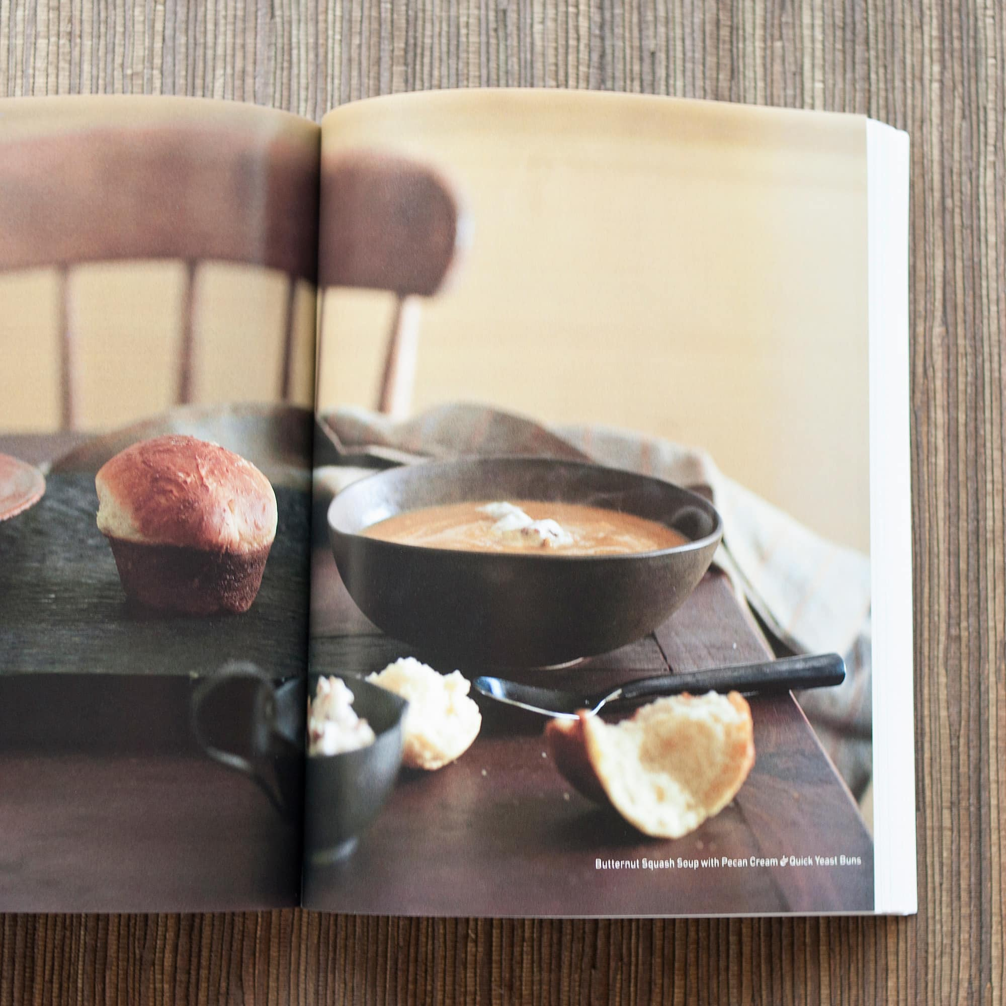 The Soup & Bread Cookbook by Beatrice Ojakangas: gallery image 3