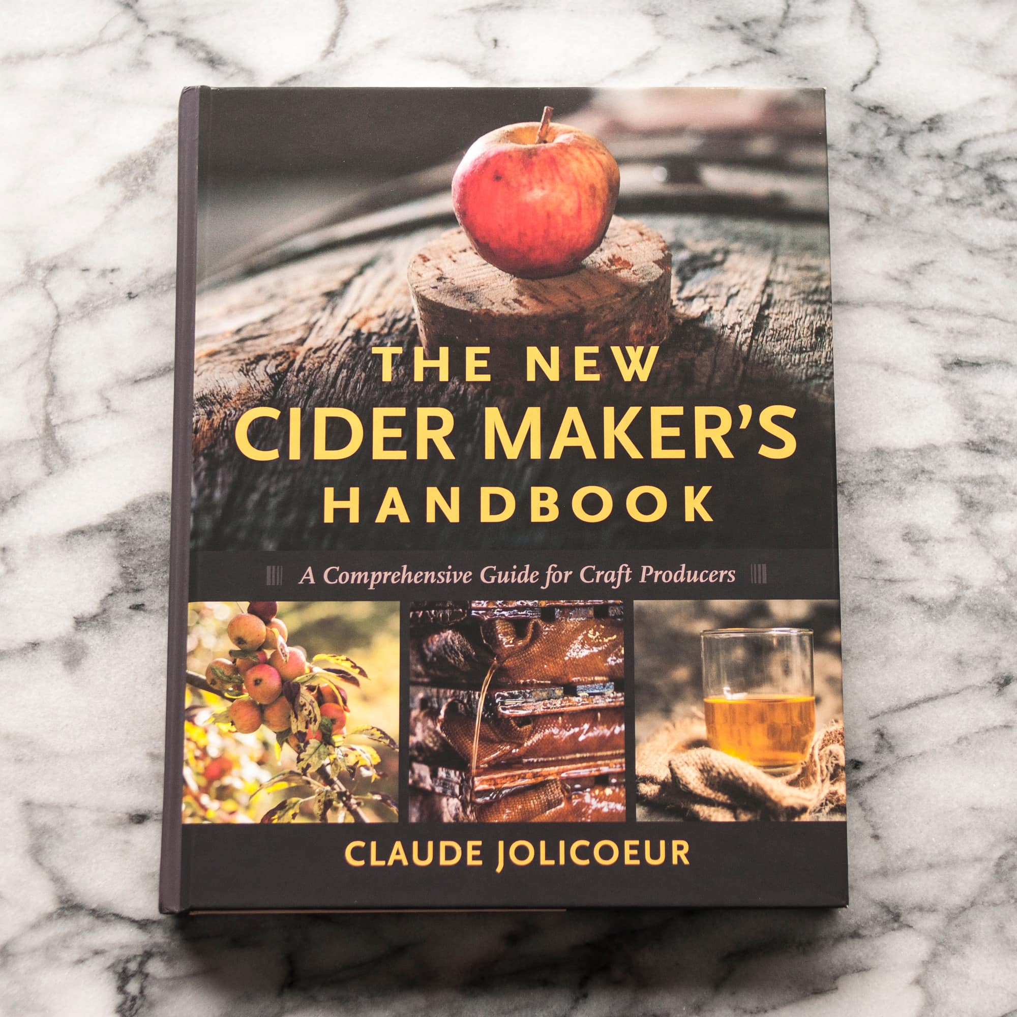 The New Cider Maker's Handbook by Claude Jolicoeur: gallery image 1