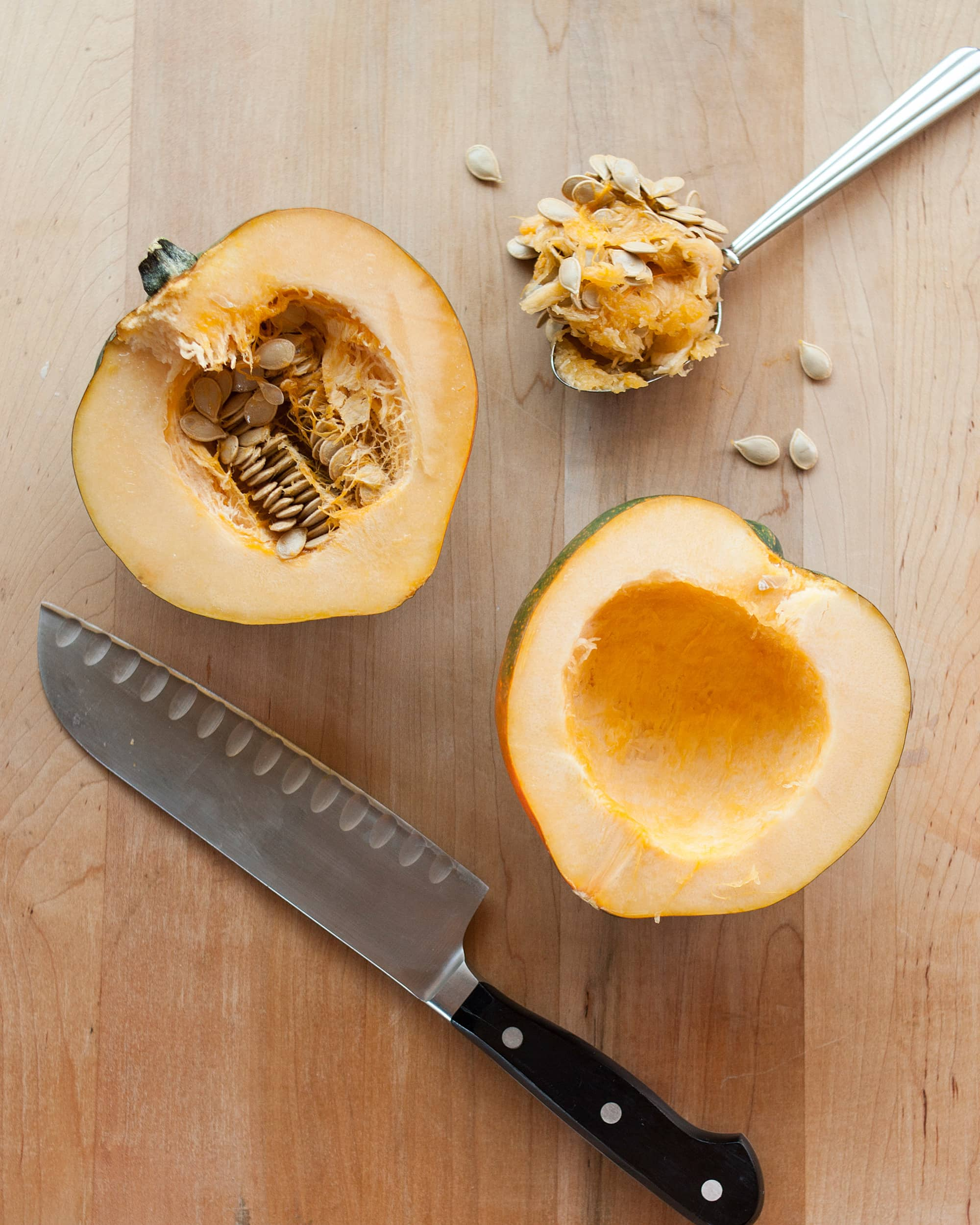 How To Make Stuffed Roast Squash: gallery image 2
