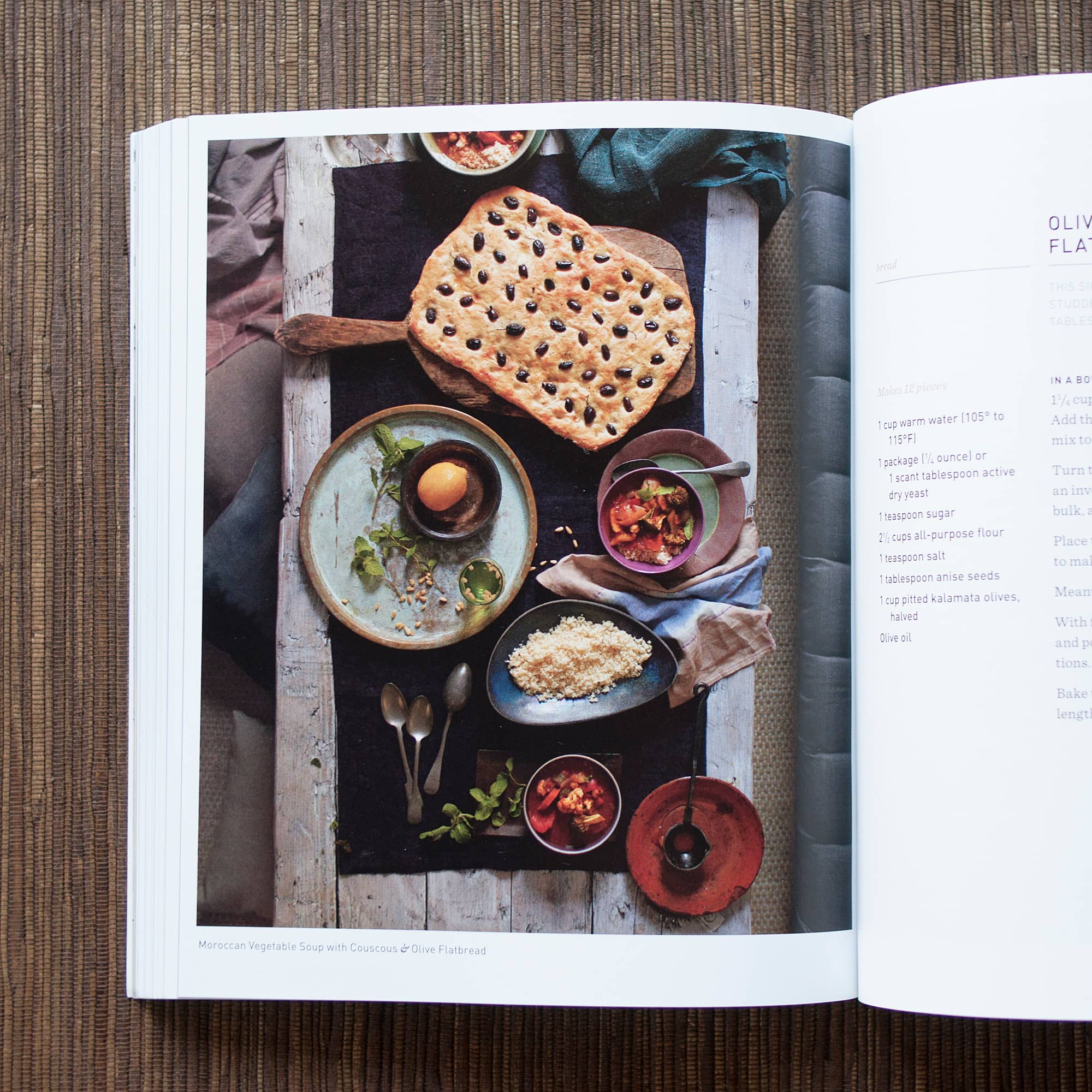 The Soup & Bread Cookbook by Beatrice Ojakangas: gallery image 4