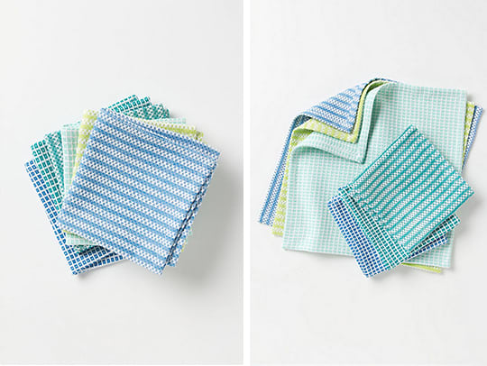 Fun and Pretty: Waffle Dishcloths from Anthropologie: gallery image 4