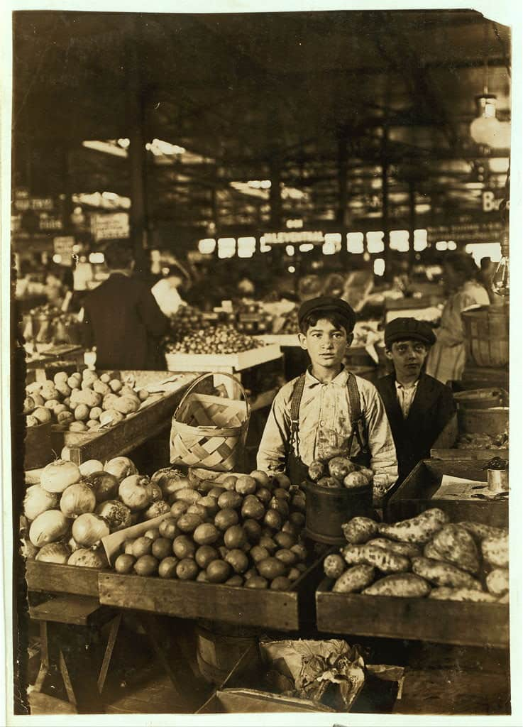 10 Snapshots of Street Food From the Past: gallery image 10