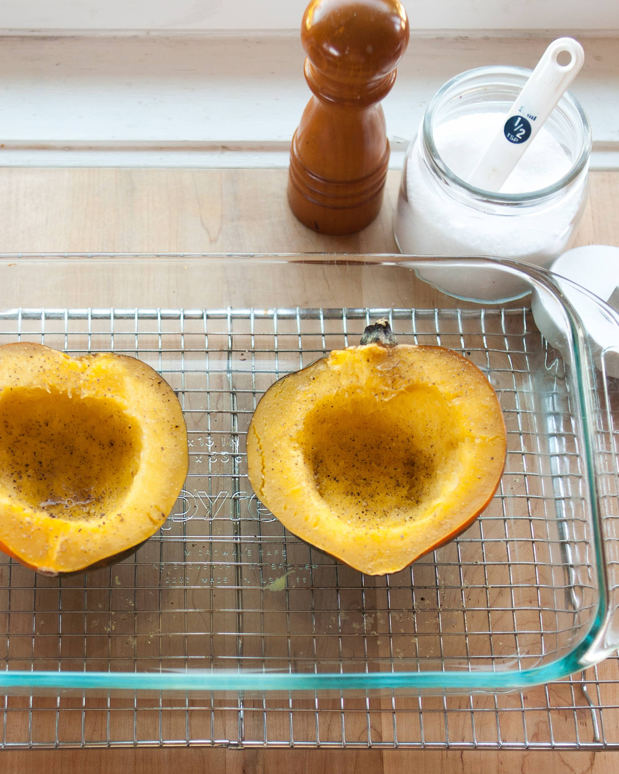How To Make Stuffed Roast Squash: gallery image 6