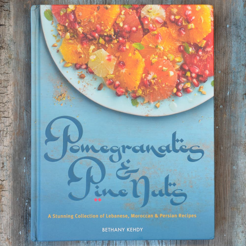 Pomegranates & Pine Nuts by Bethany Kehdy: gallery image 1