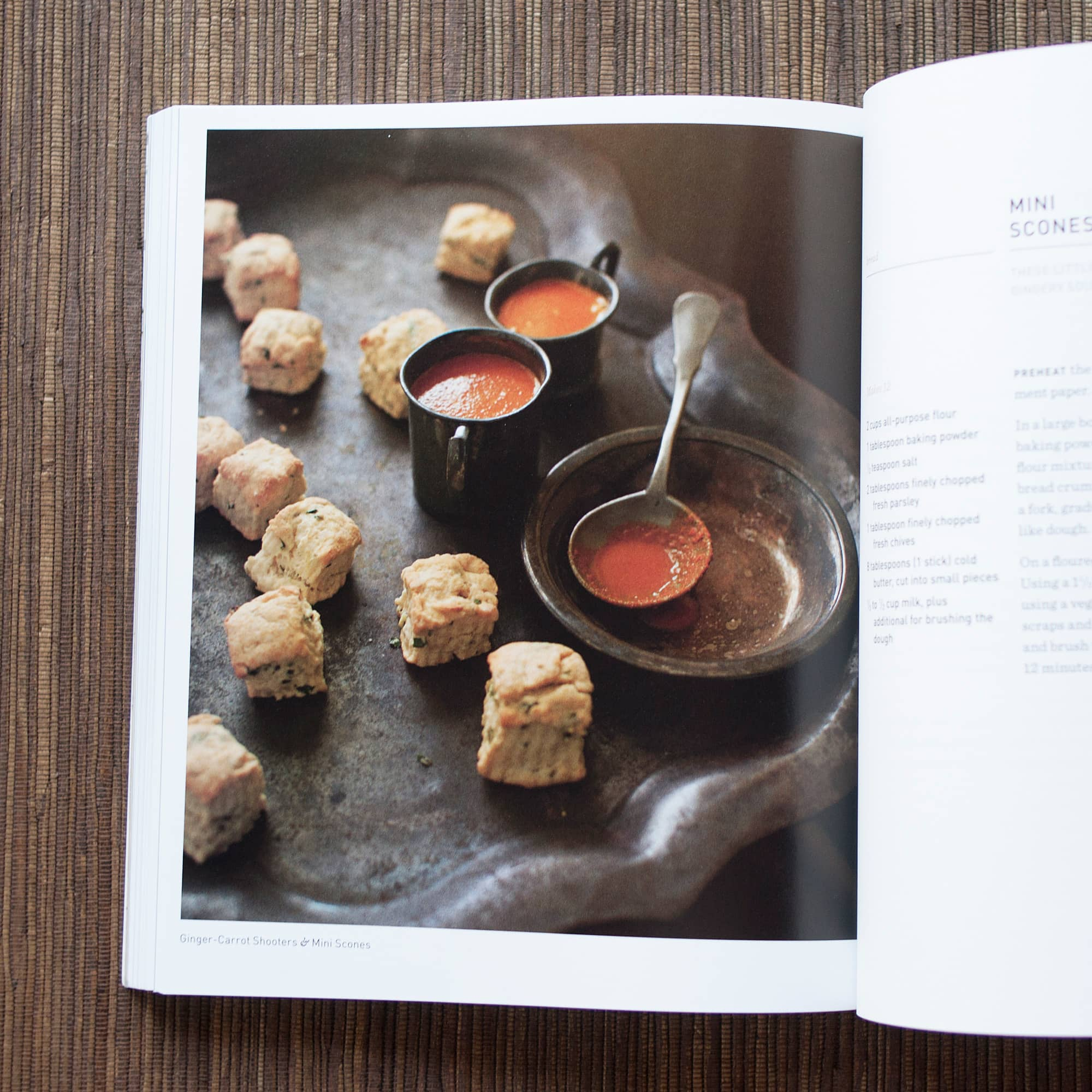 The Soup & Bread Cookbook by Beatrice Ojakangas: gallery image 5