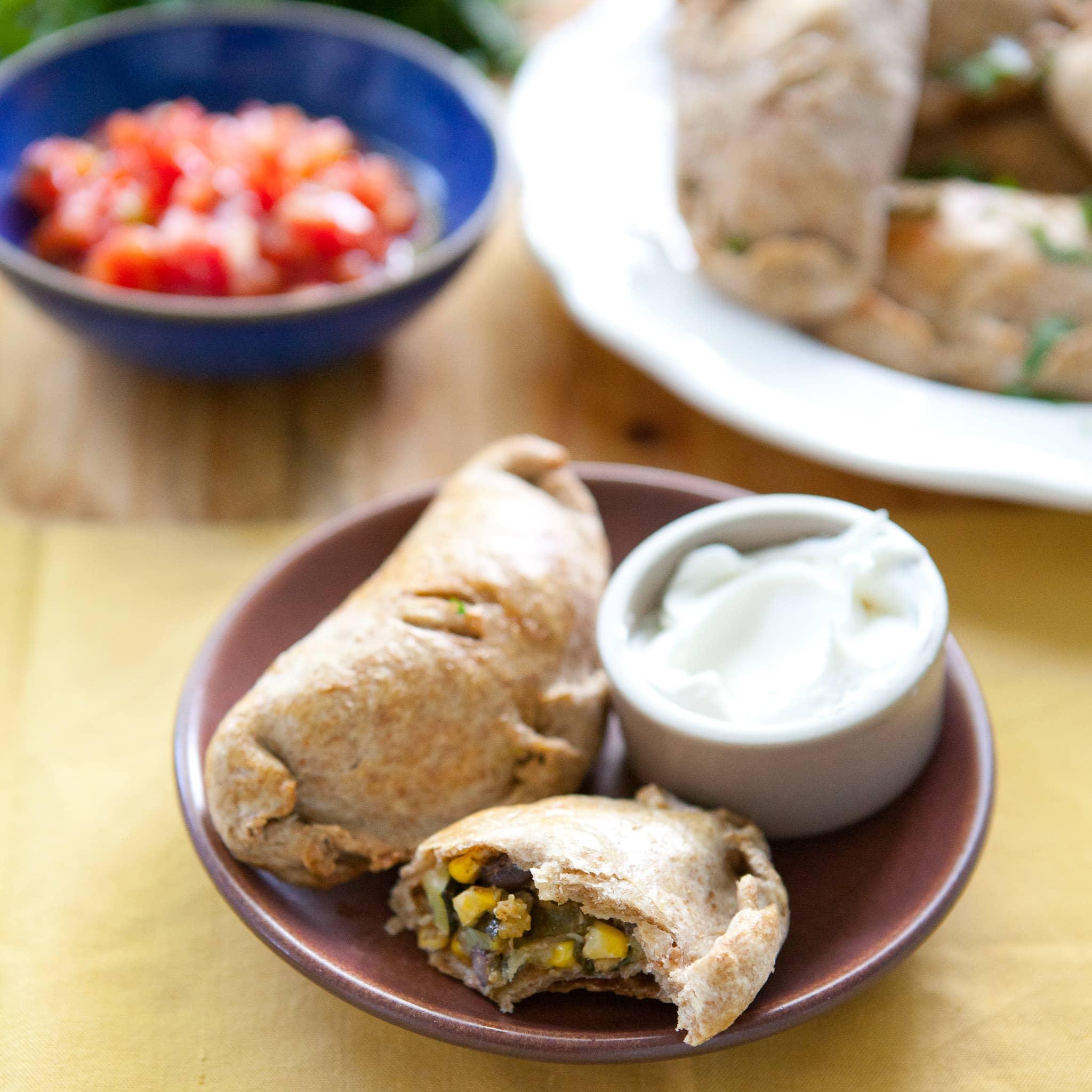 Recipe: Three Sisters Empanadas