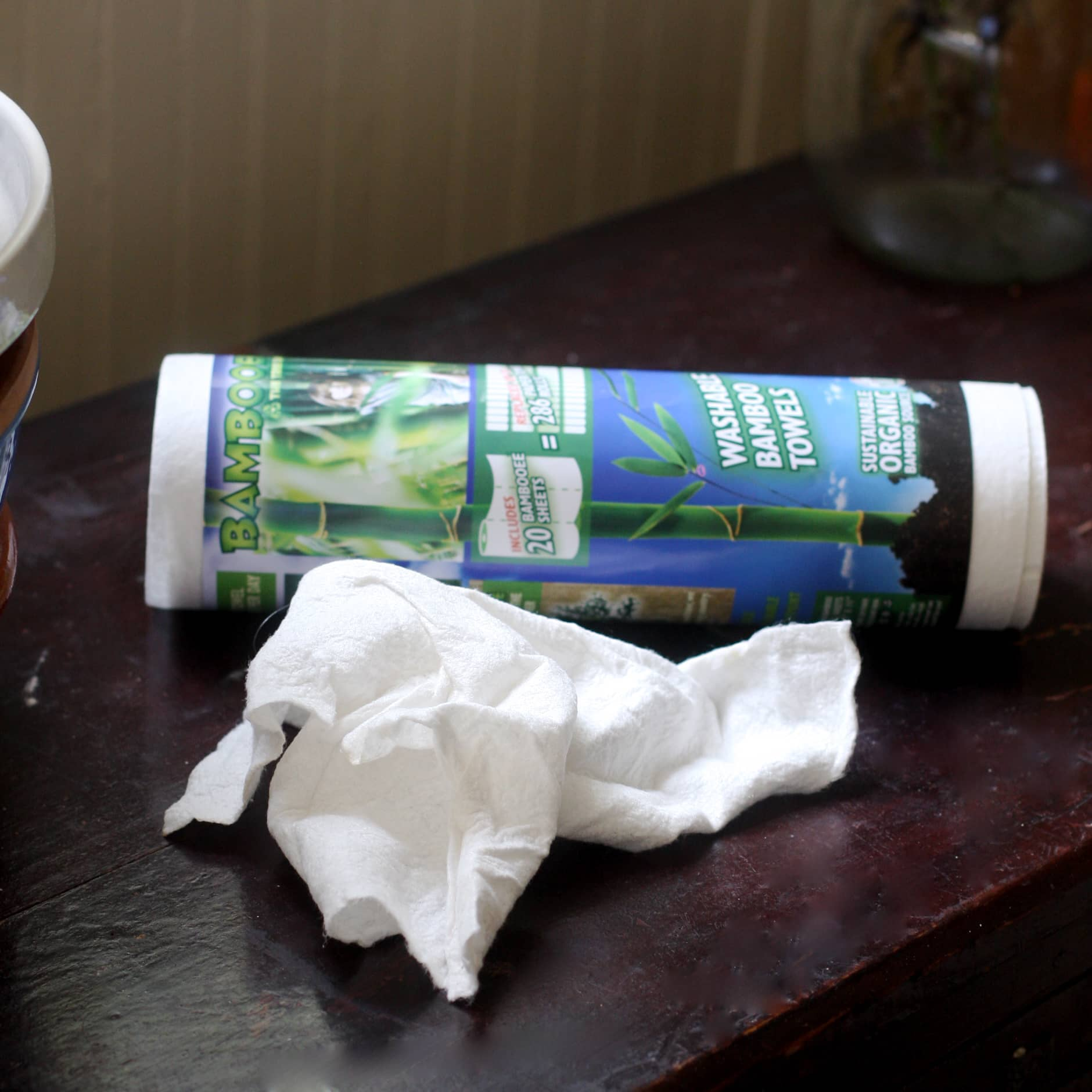 Bambooee Reusable Paper Towels: gallery image 1