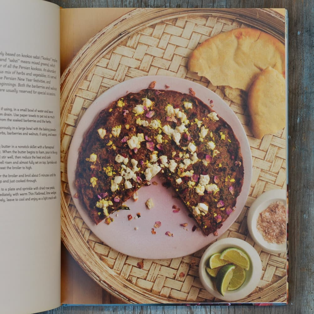 Pomegranates & Pine Nuts by Bethany Kehdy: gallery image 2