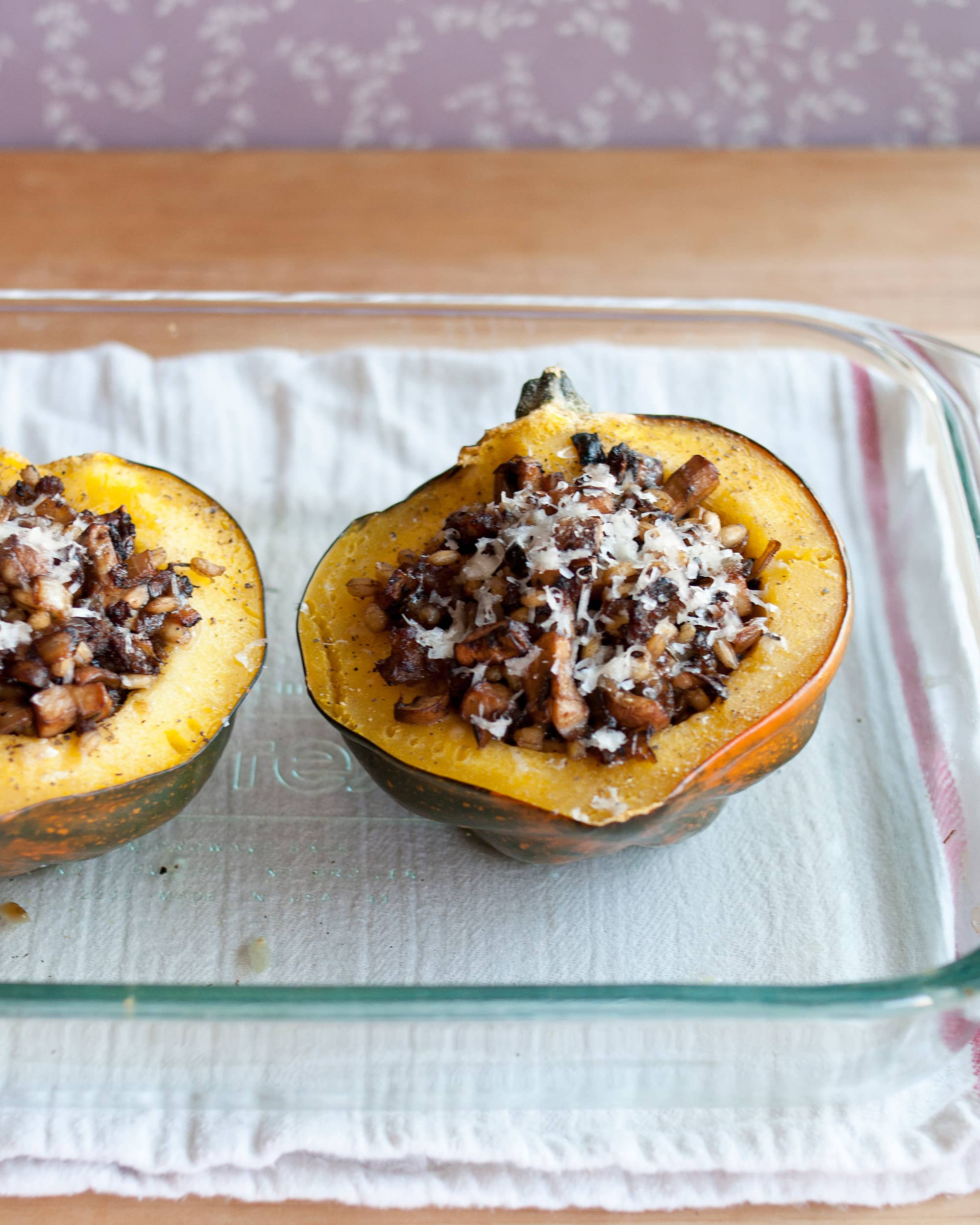 How To Make Stuffed Roast Squash: gallery image 8