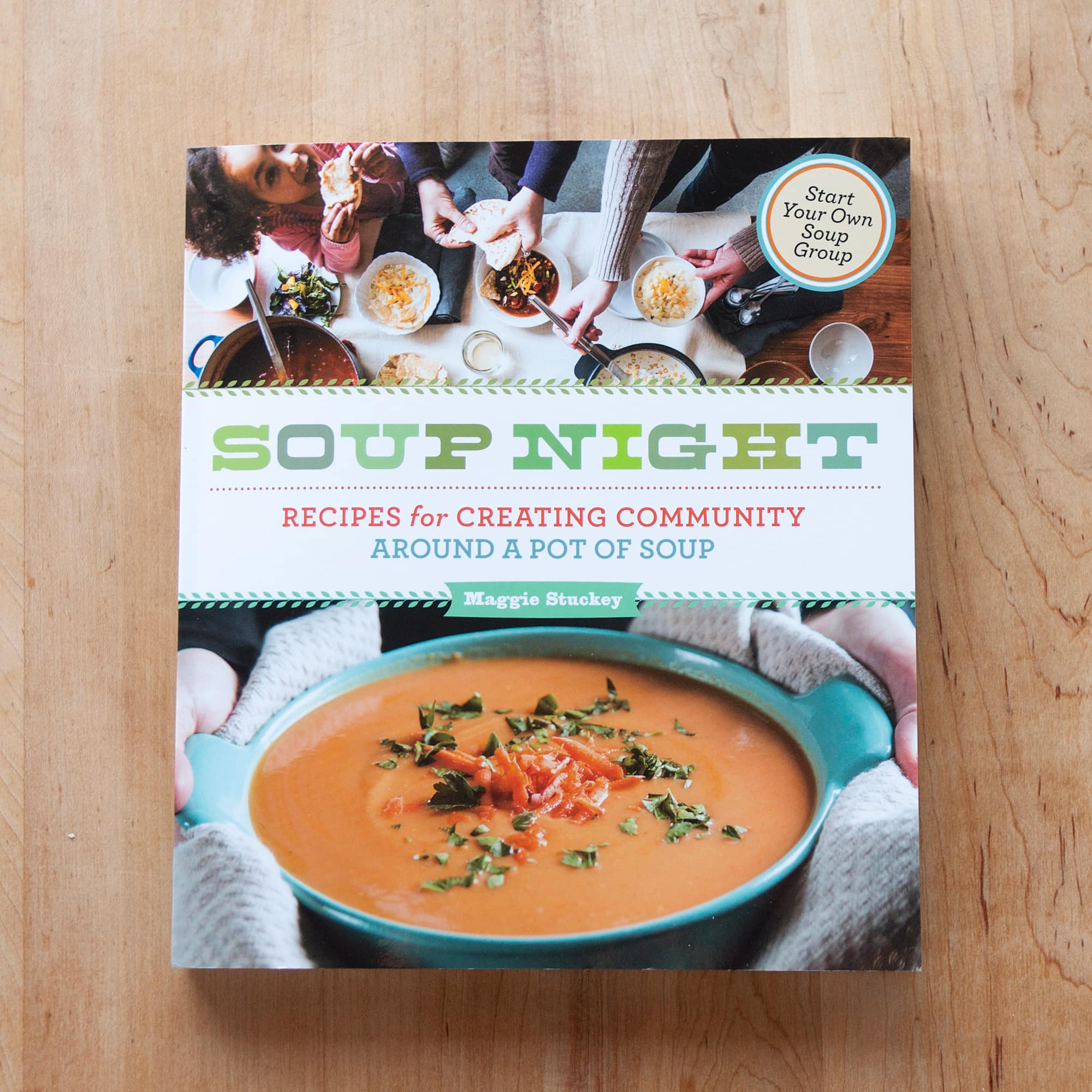 Soup Night by Maggie Stuckey: gallery image 1