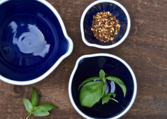 Center Ceramics: Gorgeous Handmade Ceramic Wares for the Table: gallery image 1