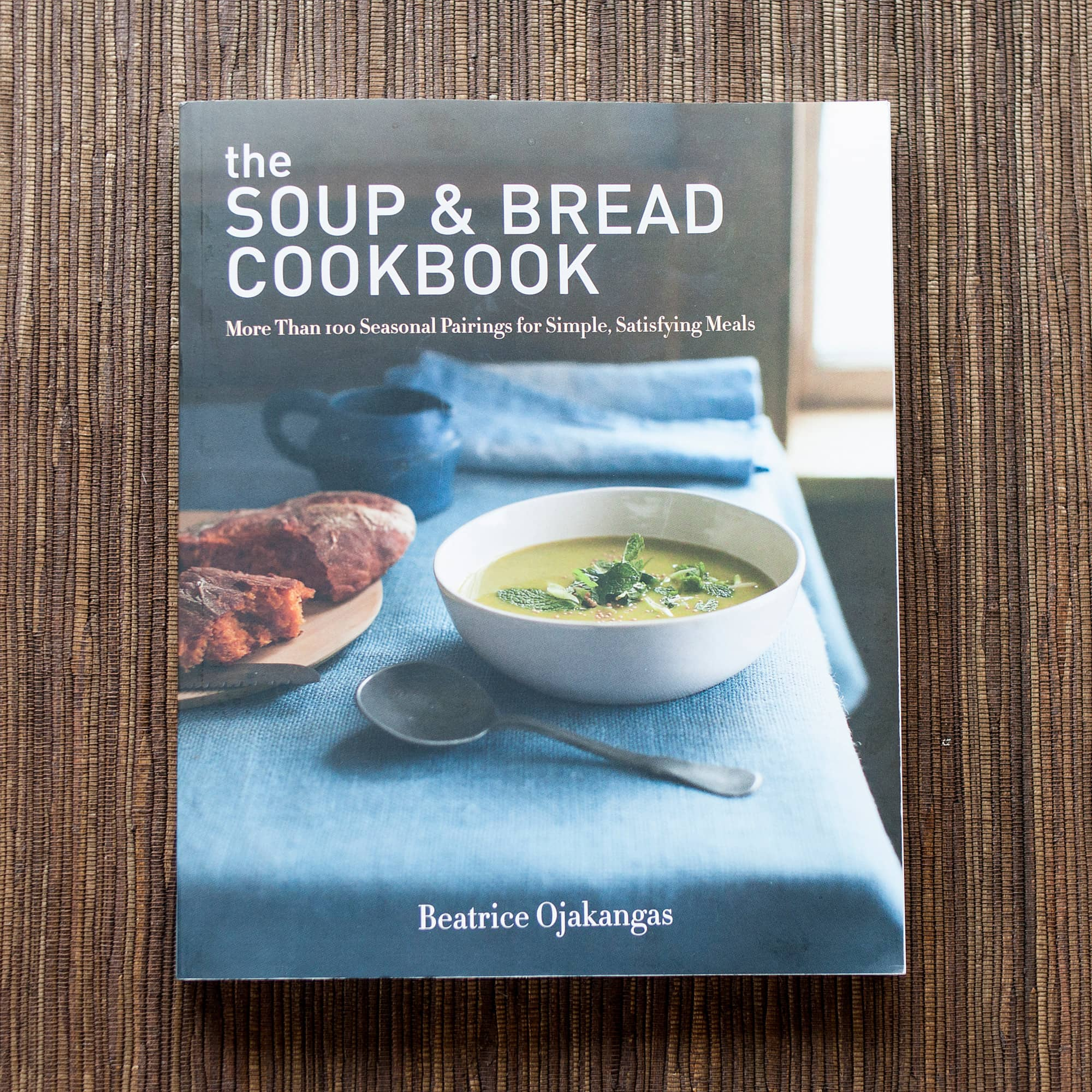 The Soup & Bread Cookbook by Beatrice Ojakangas: gallery image 1