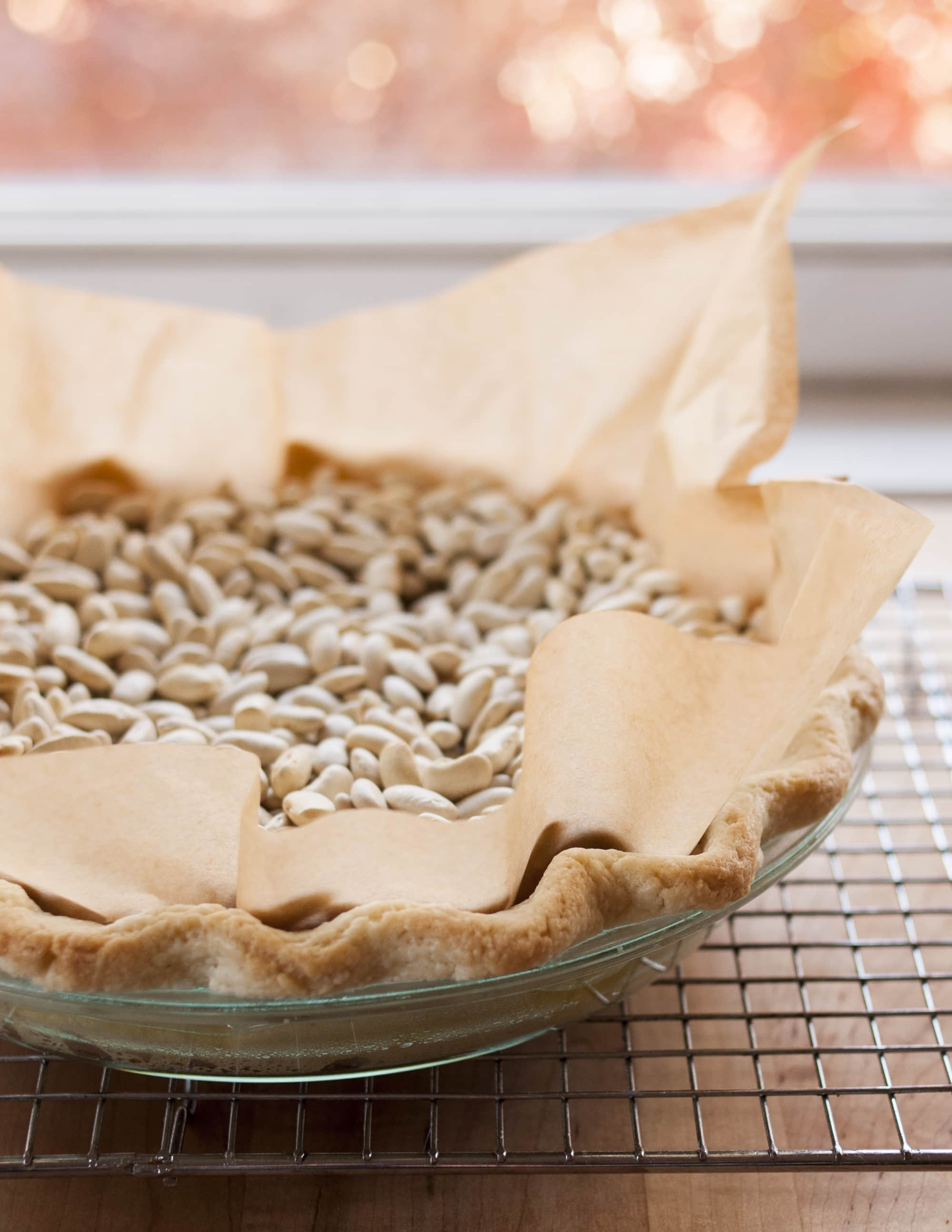 Blind Baking Tips How To Blind Bake A Pie Crust Kitchn