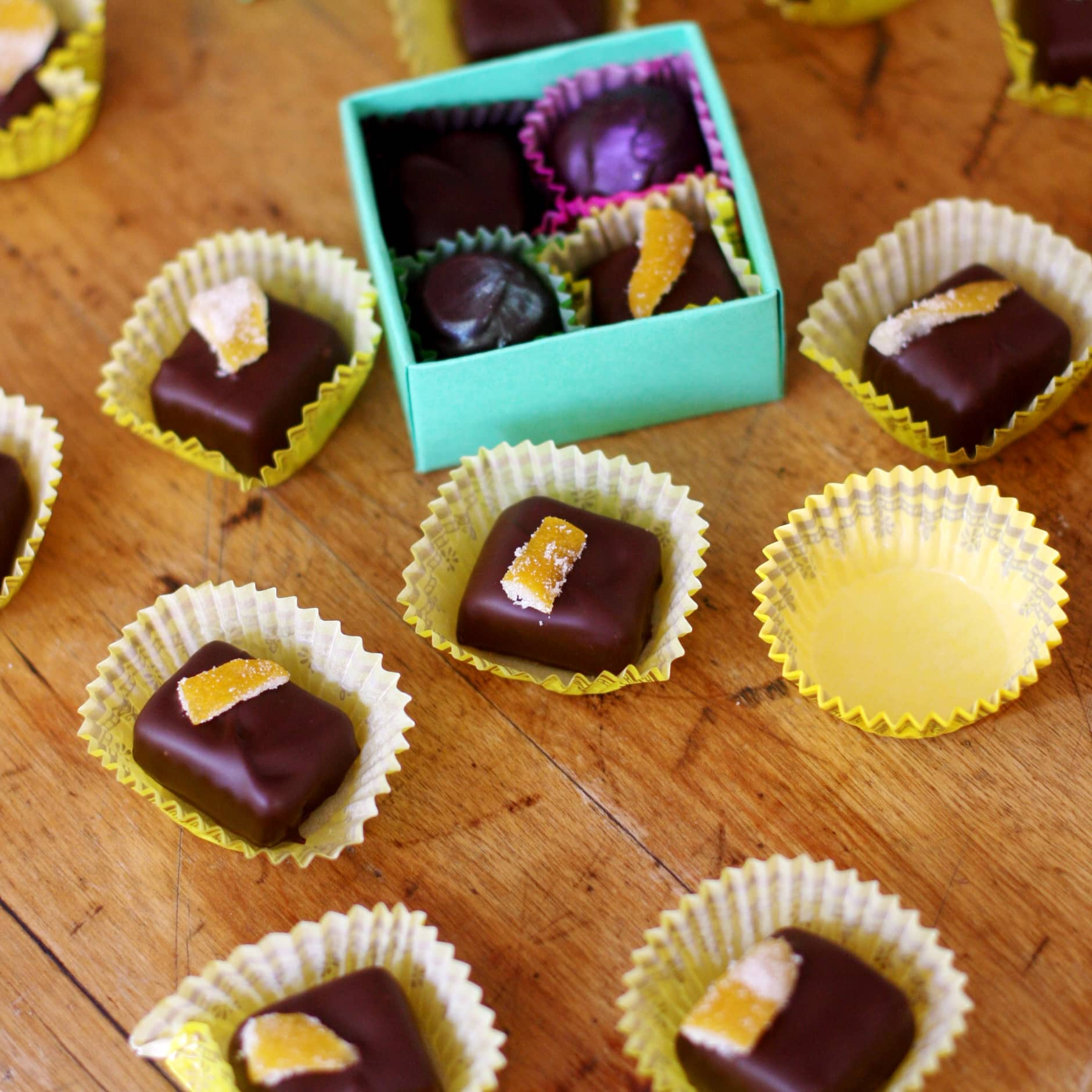 How To Make Hand-Dipped Chocolates: gallery image 1