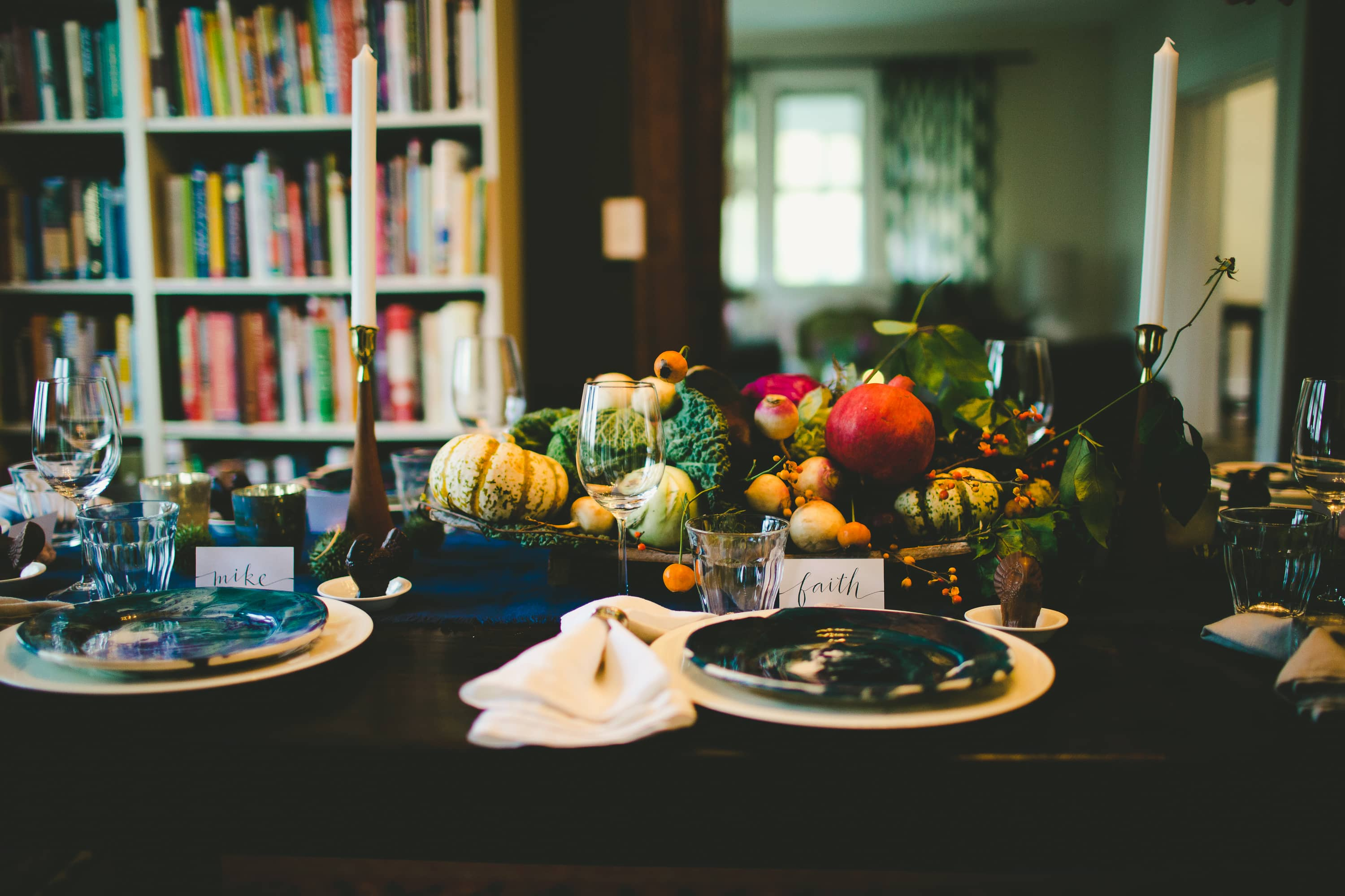How I Set a Swanky Thanksgiving Table: And 5 Tips for Decorating on a Budget: gallery image 16