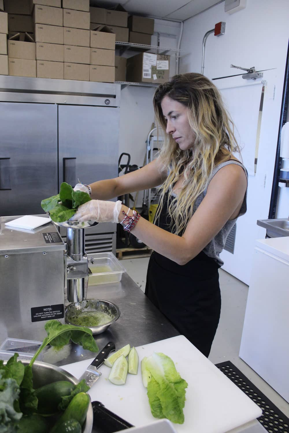 A Visit with the Ladies of Heartbeet Juicery: gallery image 13