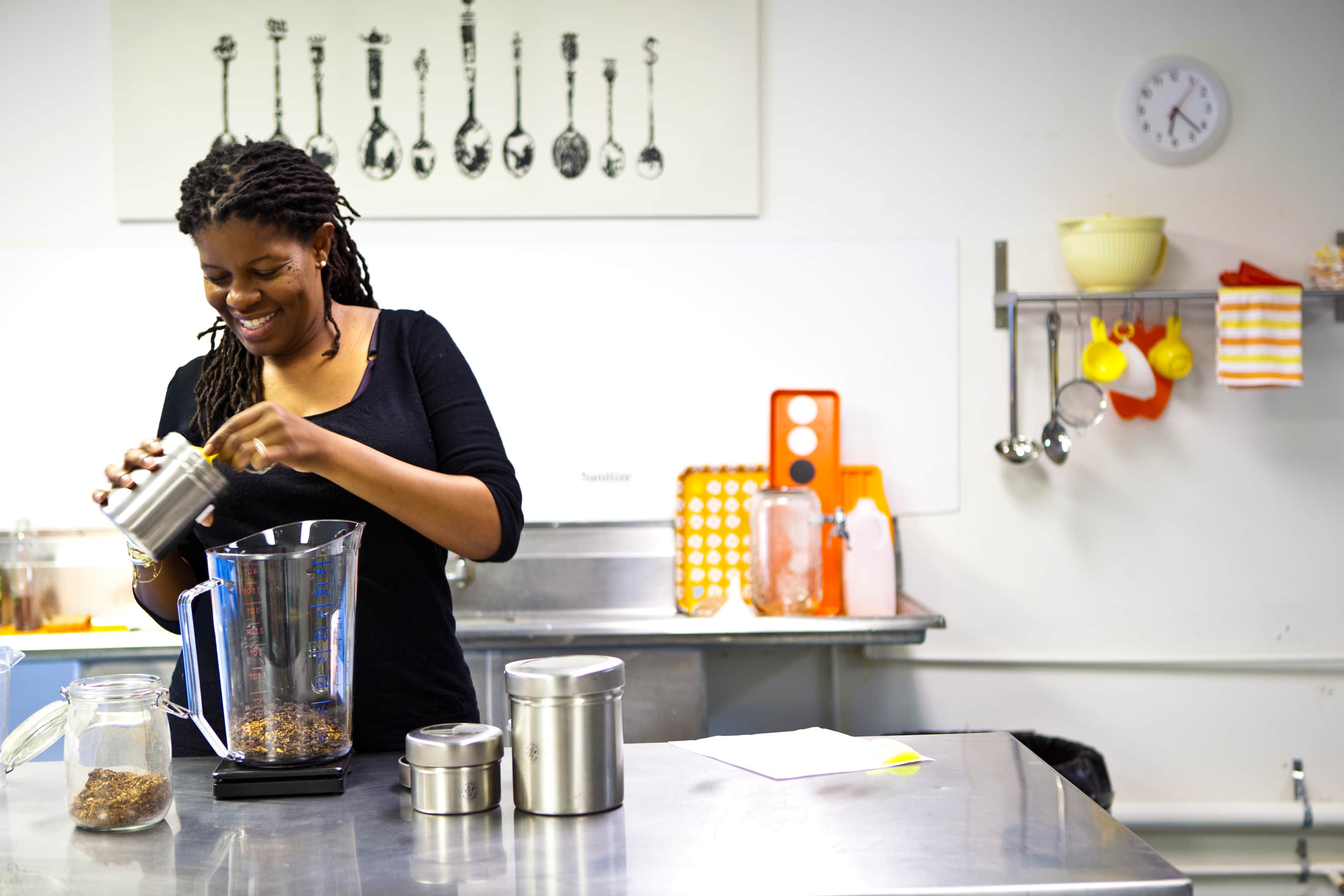 Tea Advice for Newbies and Enthusiasts: A Visit to Just Add Honey Tea Company: gallery image 1