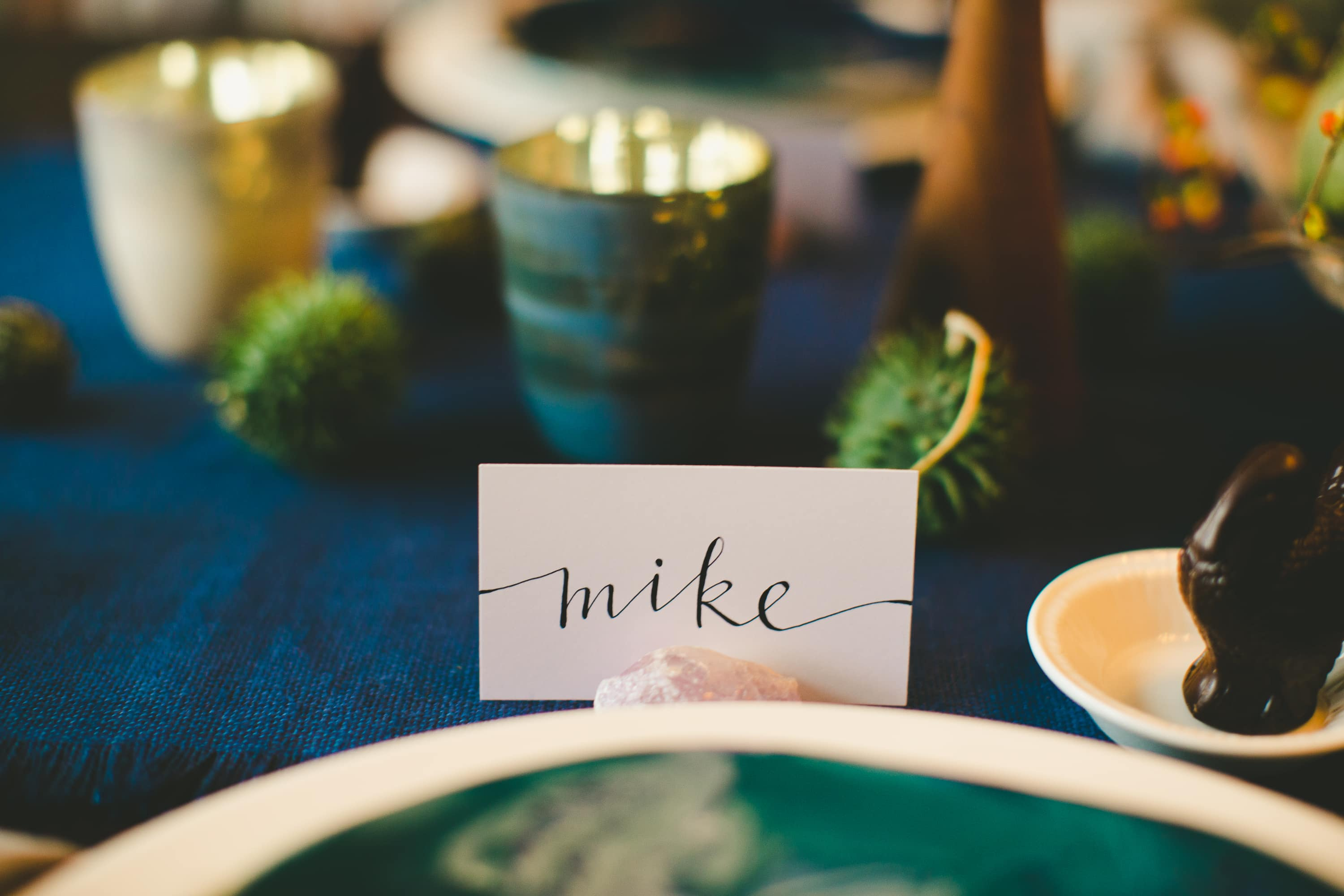 How I Set a Swanky Thanksgiving Table: And 5 Tips for Decorating on a Budget: gallery image 17