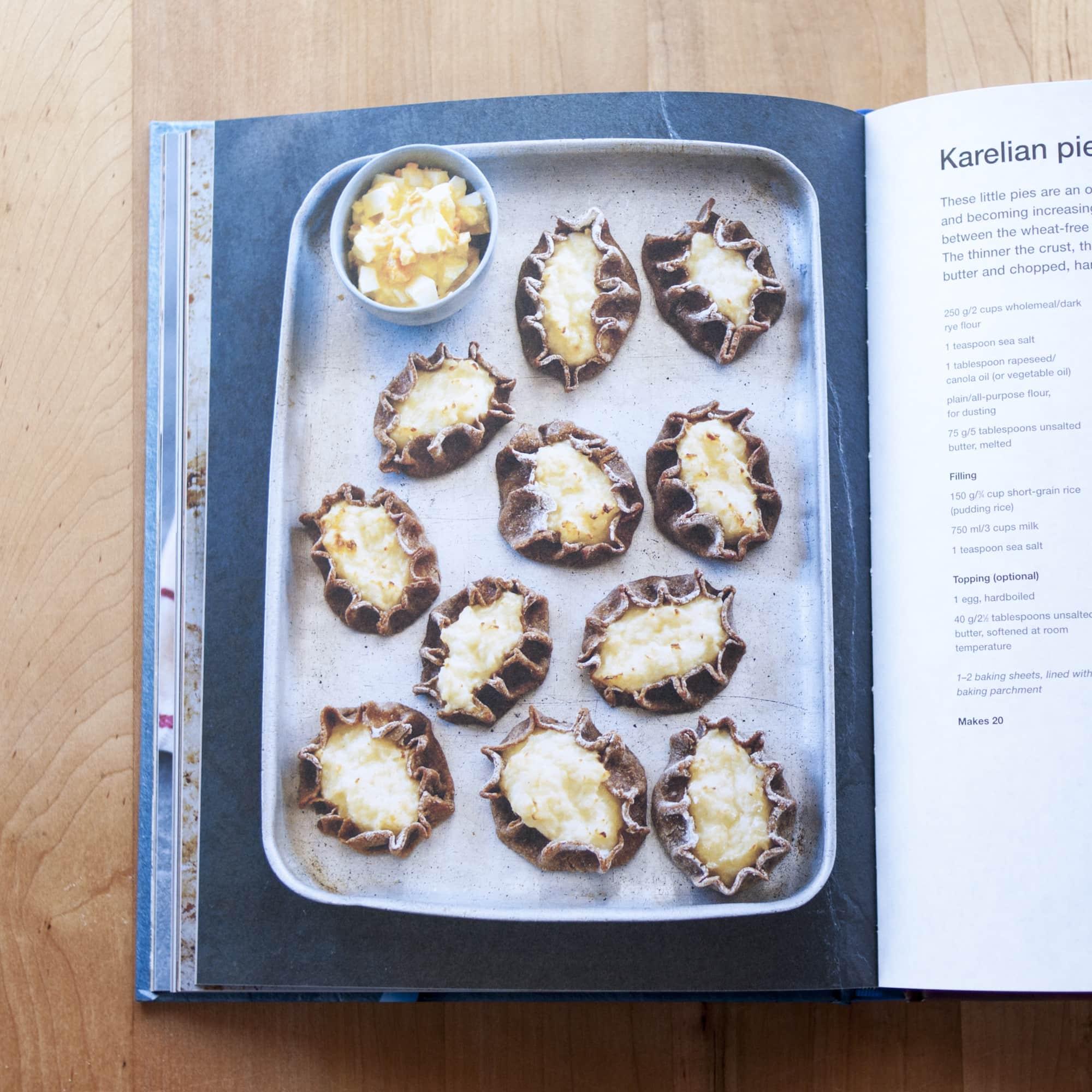 Nordic Bakery Cookbook by Miisa Mink: gallery image 4