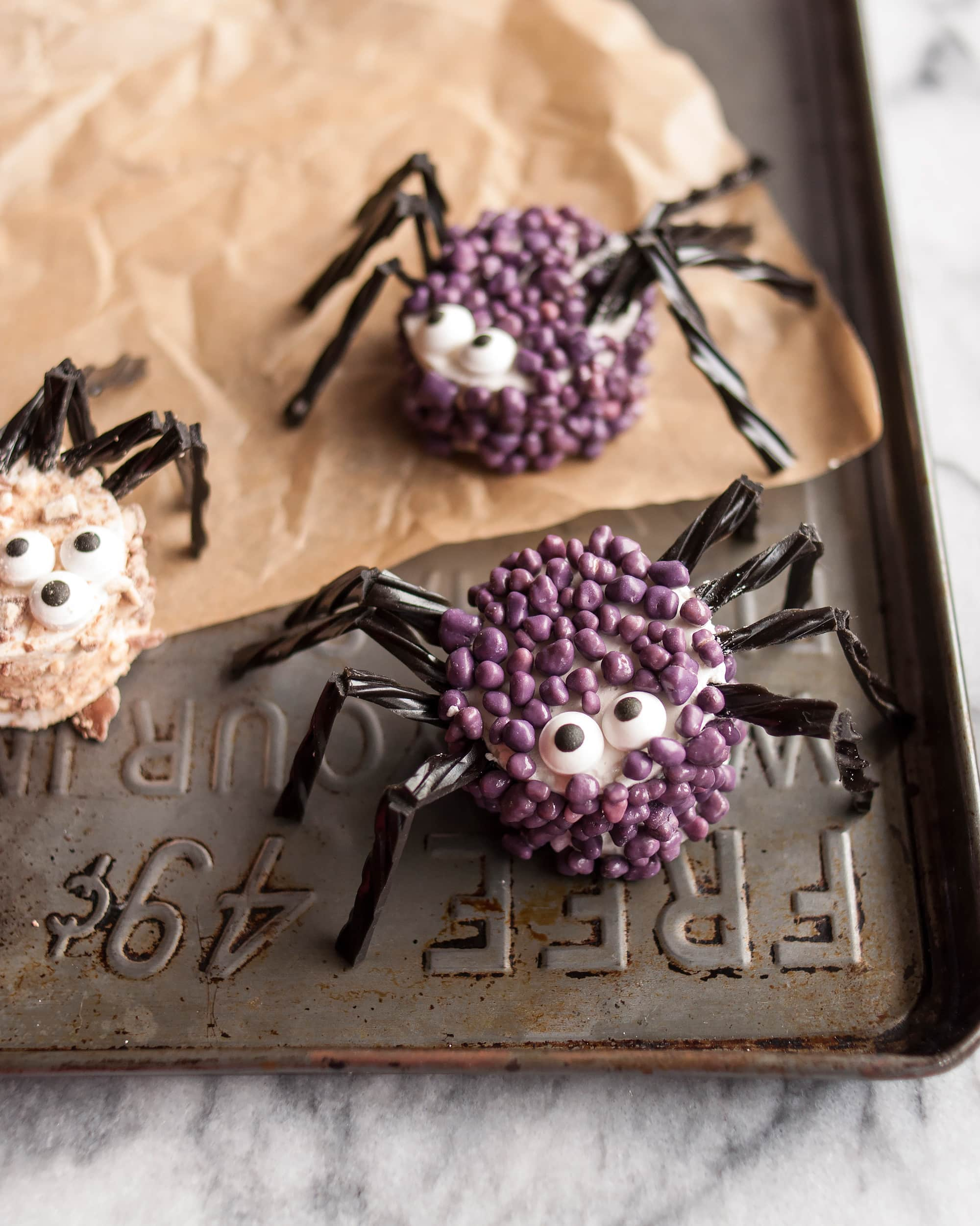 Spooky Halloween Treats, Storage Ideas for Kitchen Utensils, a Chef's Rental Kitchen, and Cozy Cinnamon Recipes: gallery image 15
