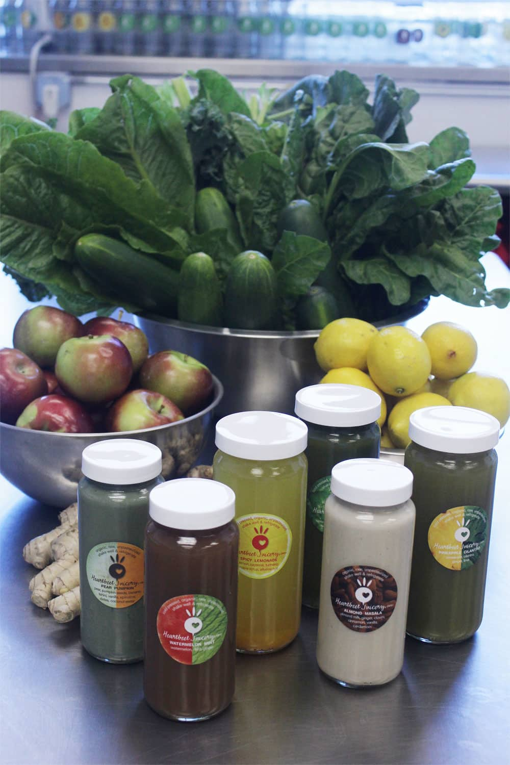 A Visit with the Ladies of Heartbeet Juicery: gallery image 1