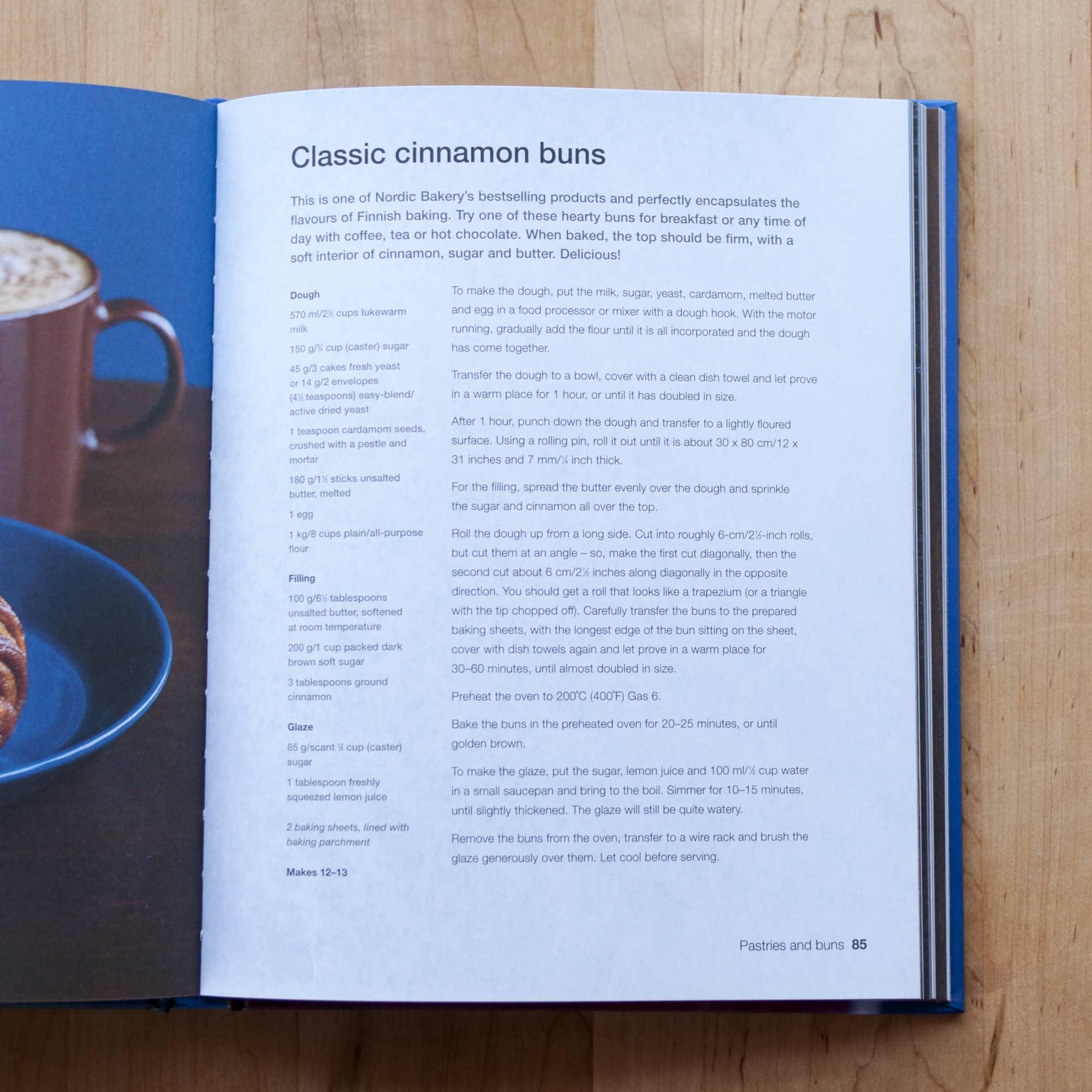 Nordic Bakery Cookbook by Miisa Mink: gallery image 2