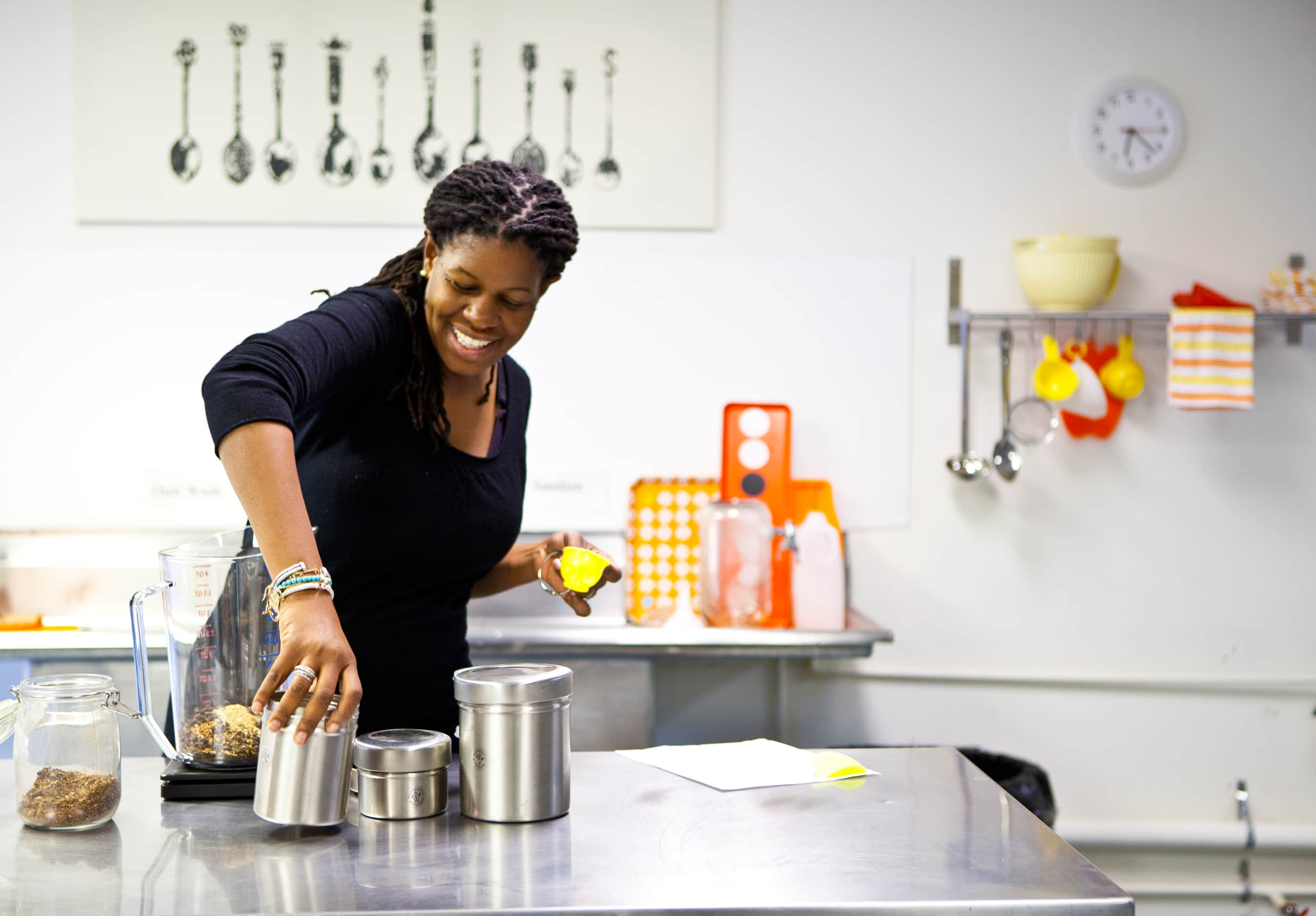 Tea Advice for Newbies and Enthusiasts: A Visit to Just Add Honey Tea Company: gallery image 2