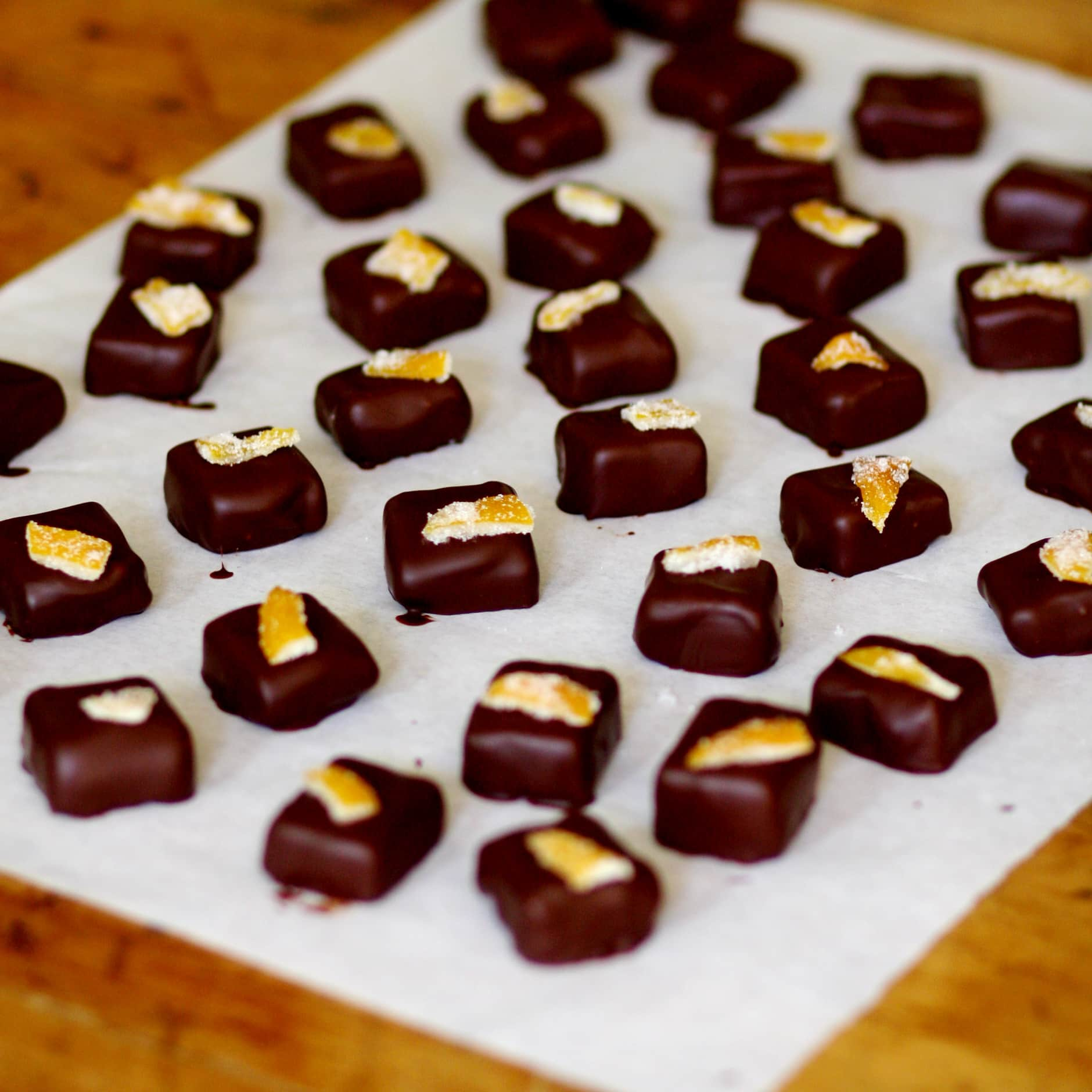 How To Make Hand-Dipped Chocolates: gallery image 17