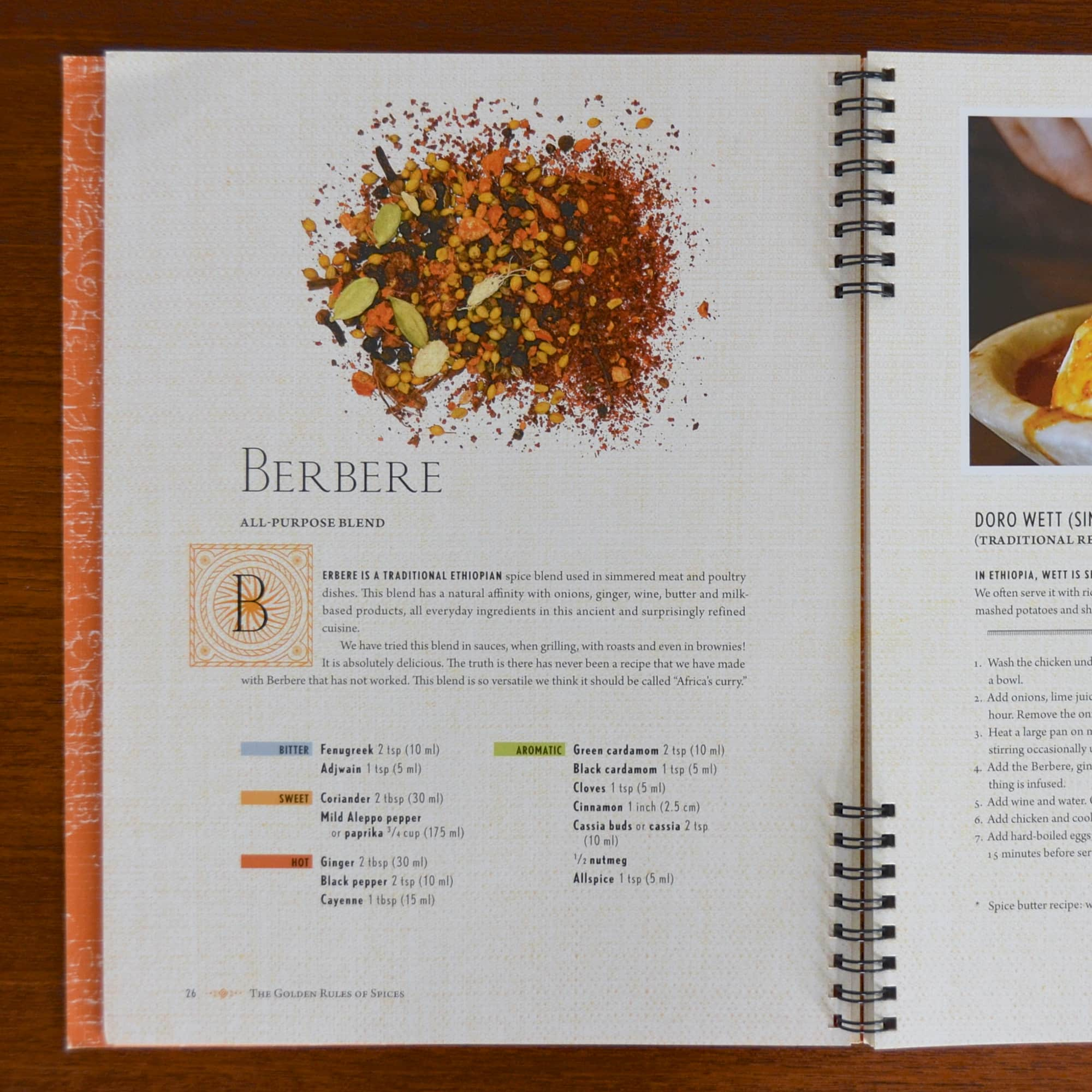 The Golden Rules of Spices by Ethné & Philippe de Vienne: gallery image 3
