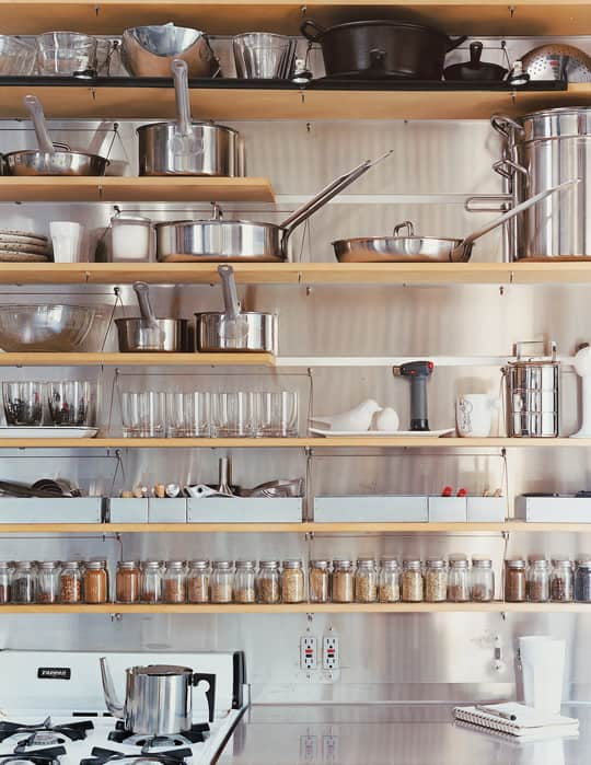15 Small Space Kitchens, Tips, and Storage Solutions That Inspired Us: gallery image 12