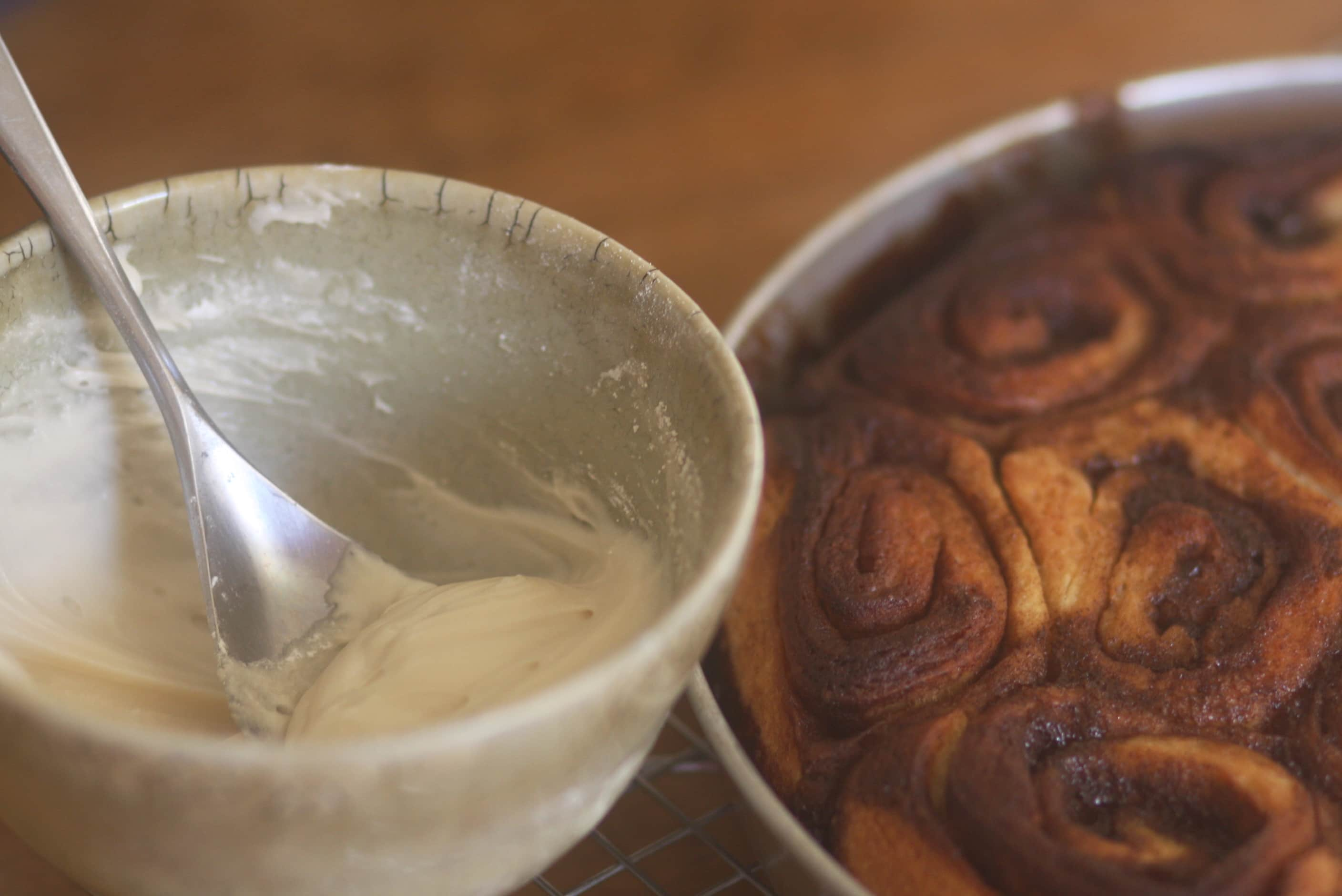 How To Freeze Cinnamon Rolls and Bake Them Later: gallery image 6